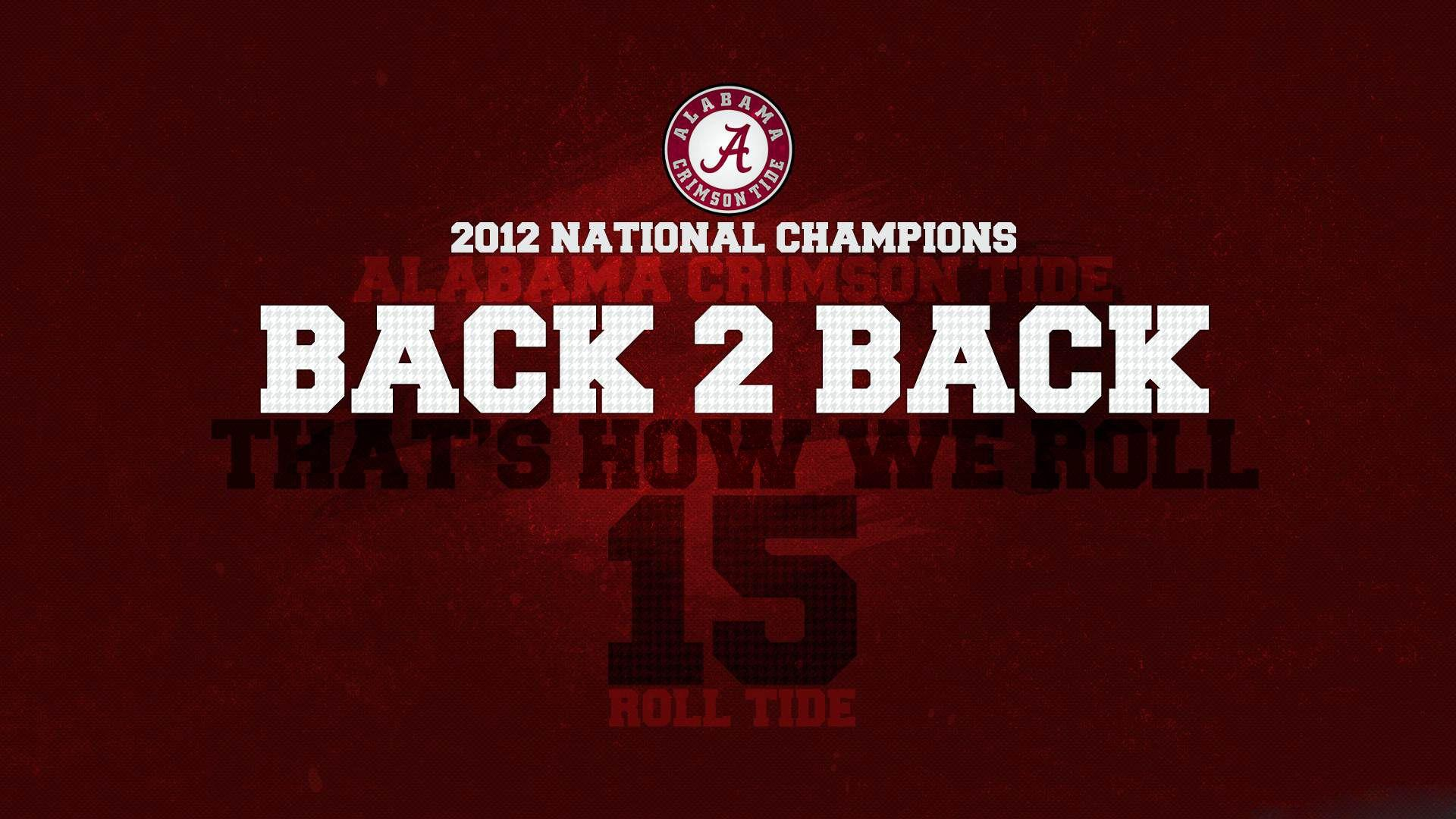Alabama Crimson Tide Wallpapers For Android Wallpaper Cave