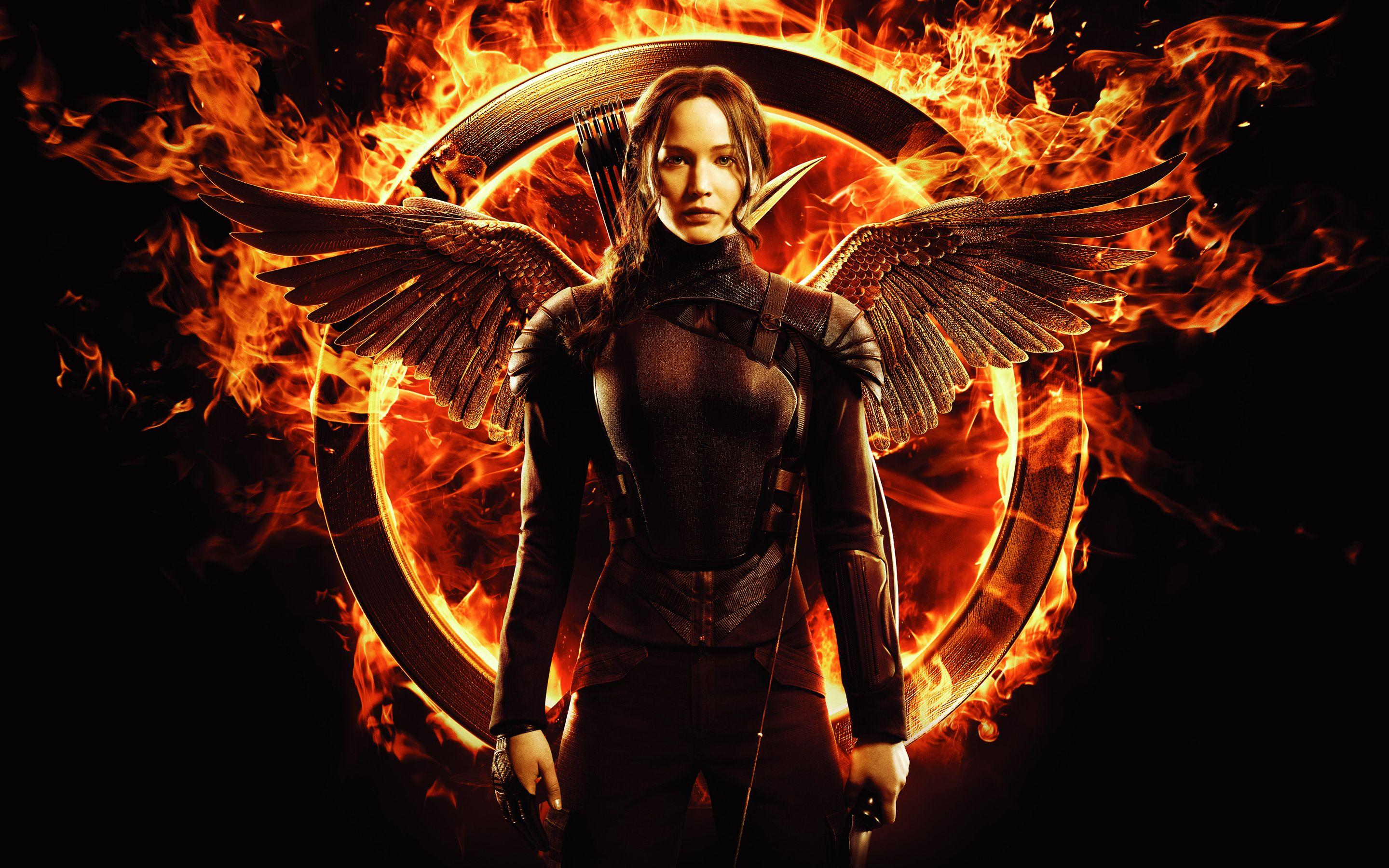 The Hunger Games Mockingjay Wallpapers - Wallpaper Cave