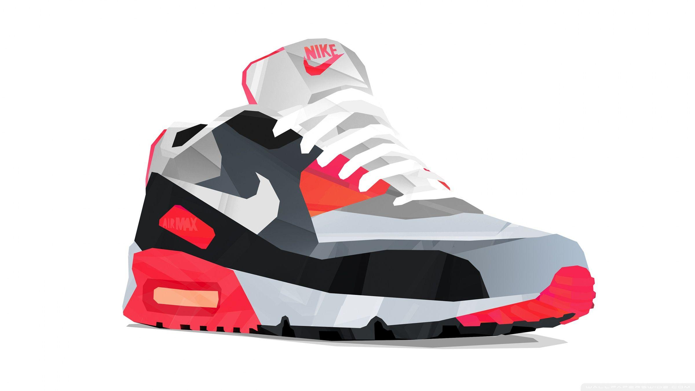 best service 6e301 f4cd3 Nike Air Max 90 ❤ 4K HD Desktop Wallpaper for 4K Ultra HD TV • Wide