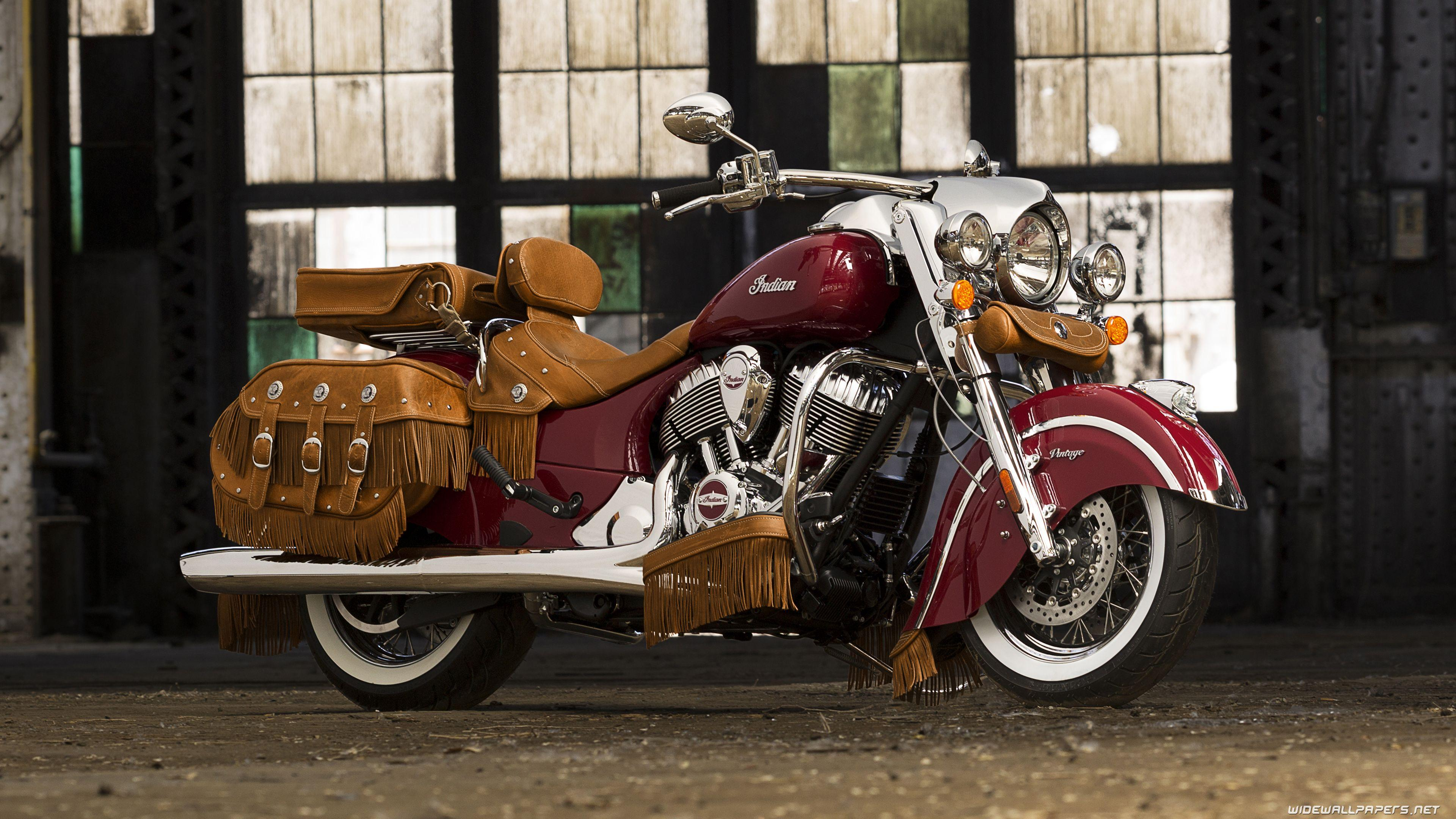 Indian Chief Motorcycle Wallpapers