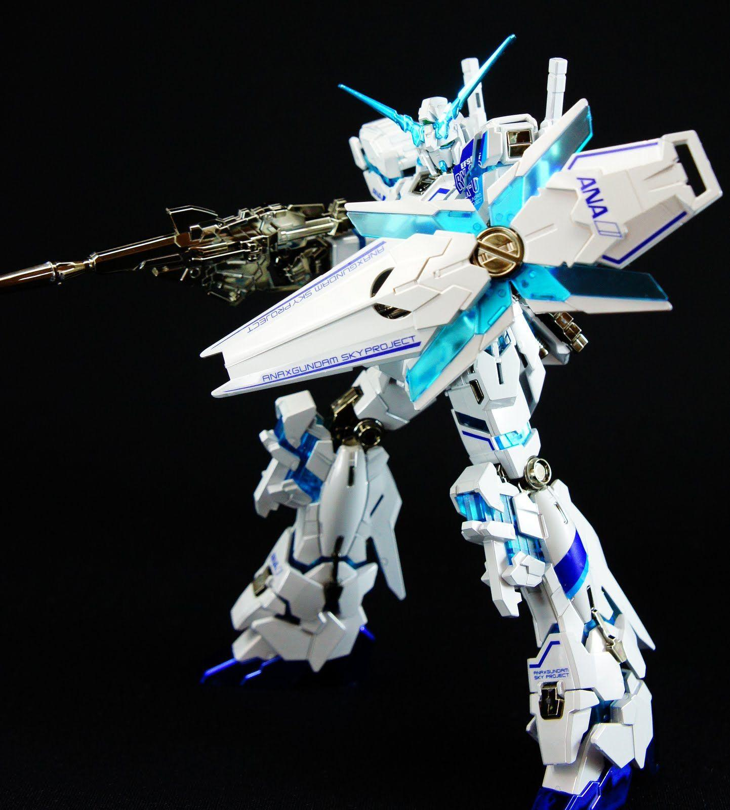 Gundam Unicorn Destroy Mode Wallpapers