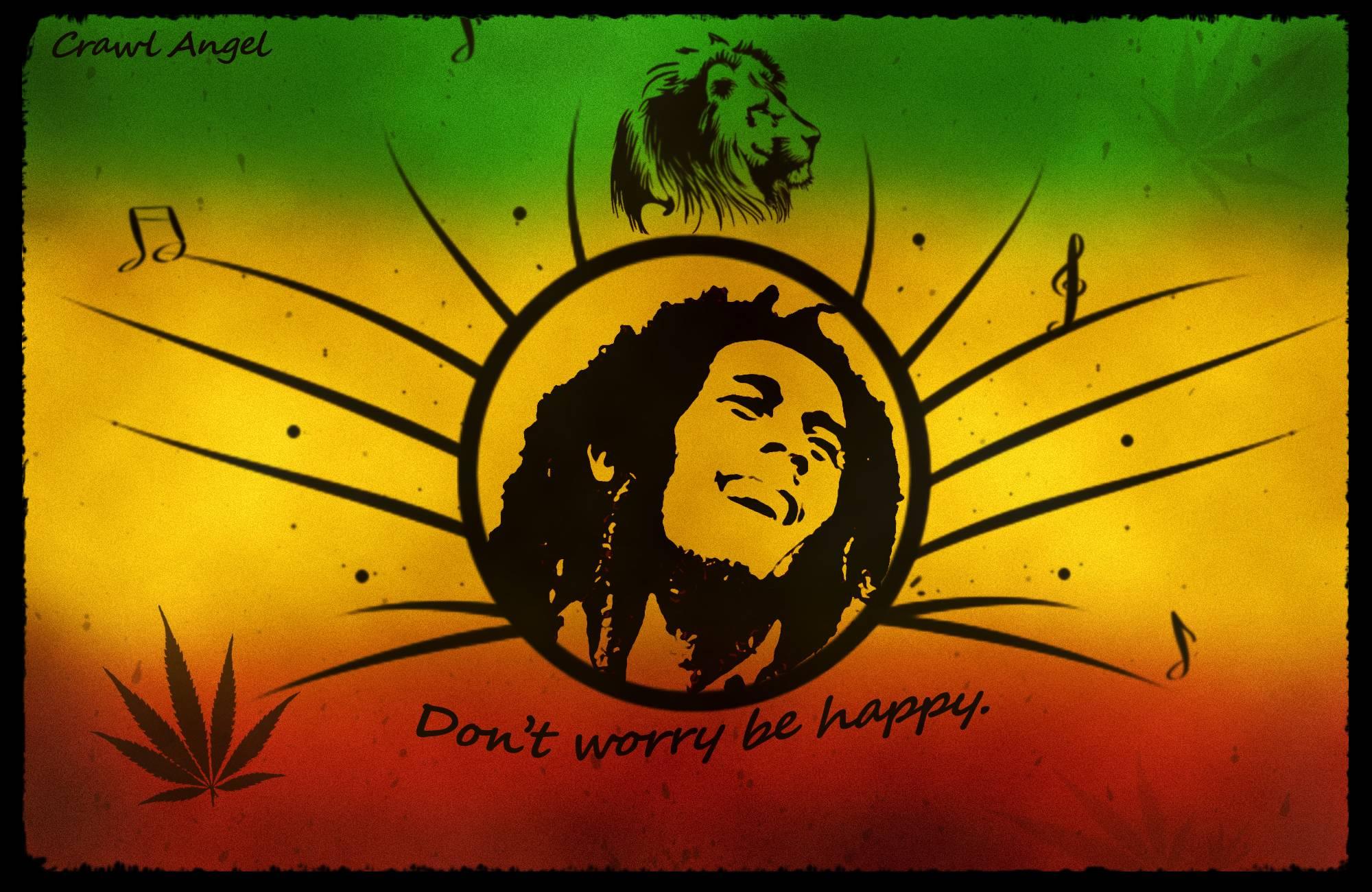 Bob Marley Wallpapers Desktop Hd Wallpaper Cave