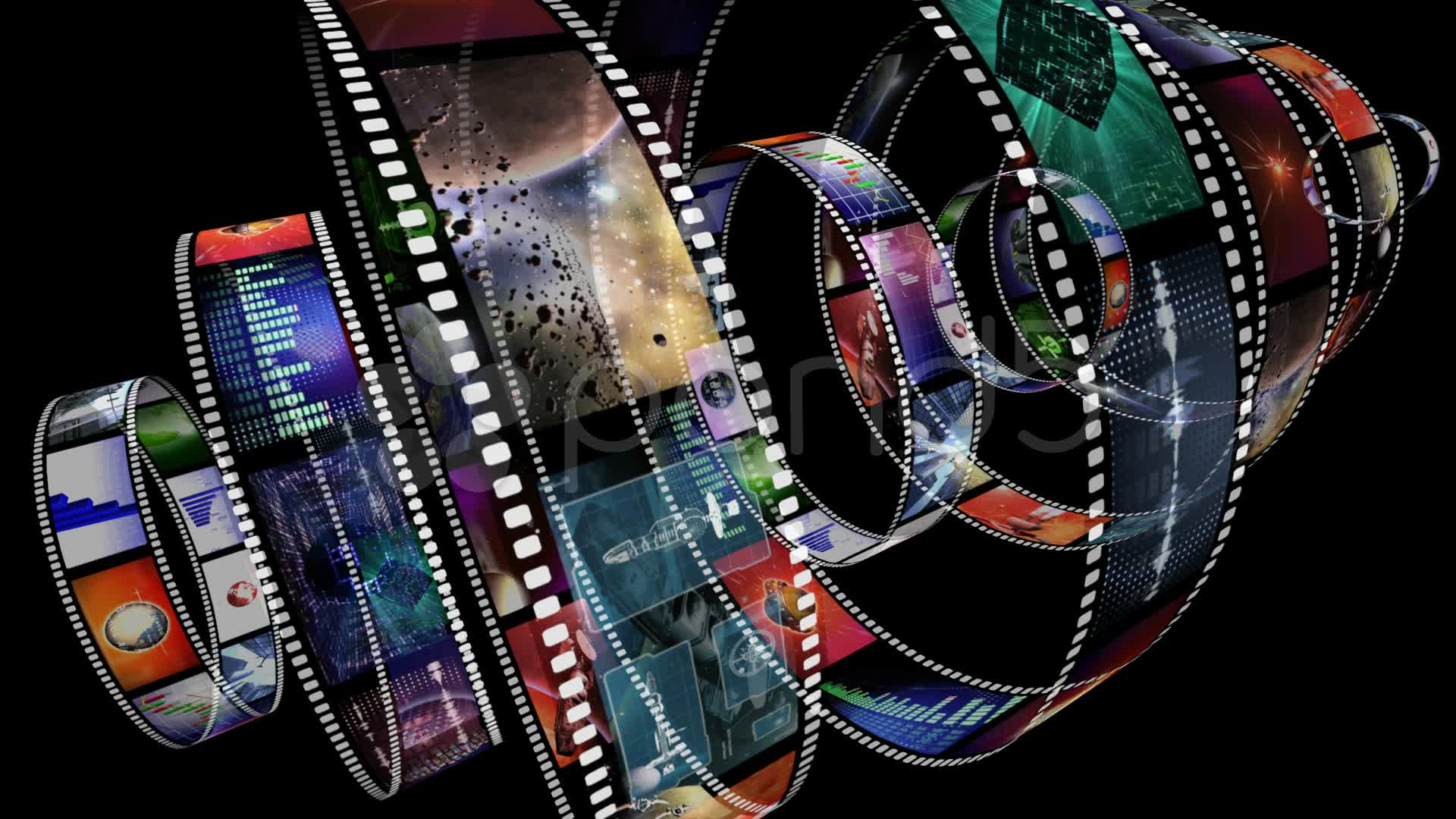 Movie Reel Wallpapers - Wallpaper Cave