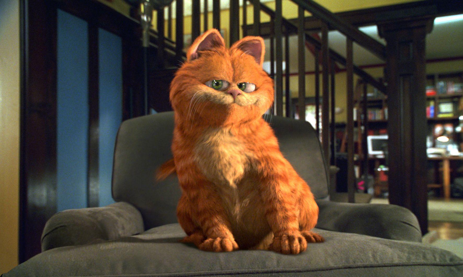 Garfield Movie Wallpapers - Wallpaper Cave