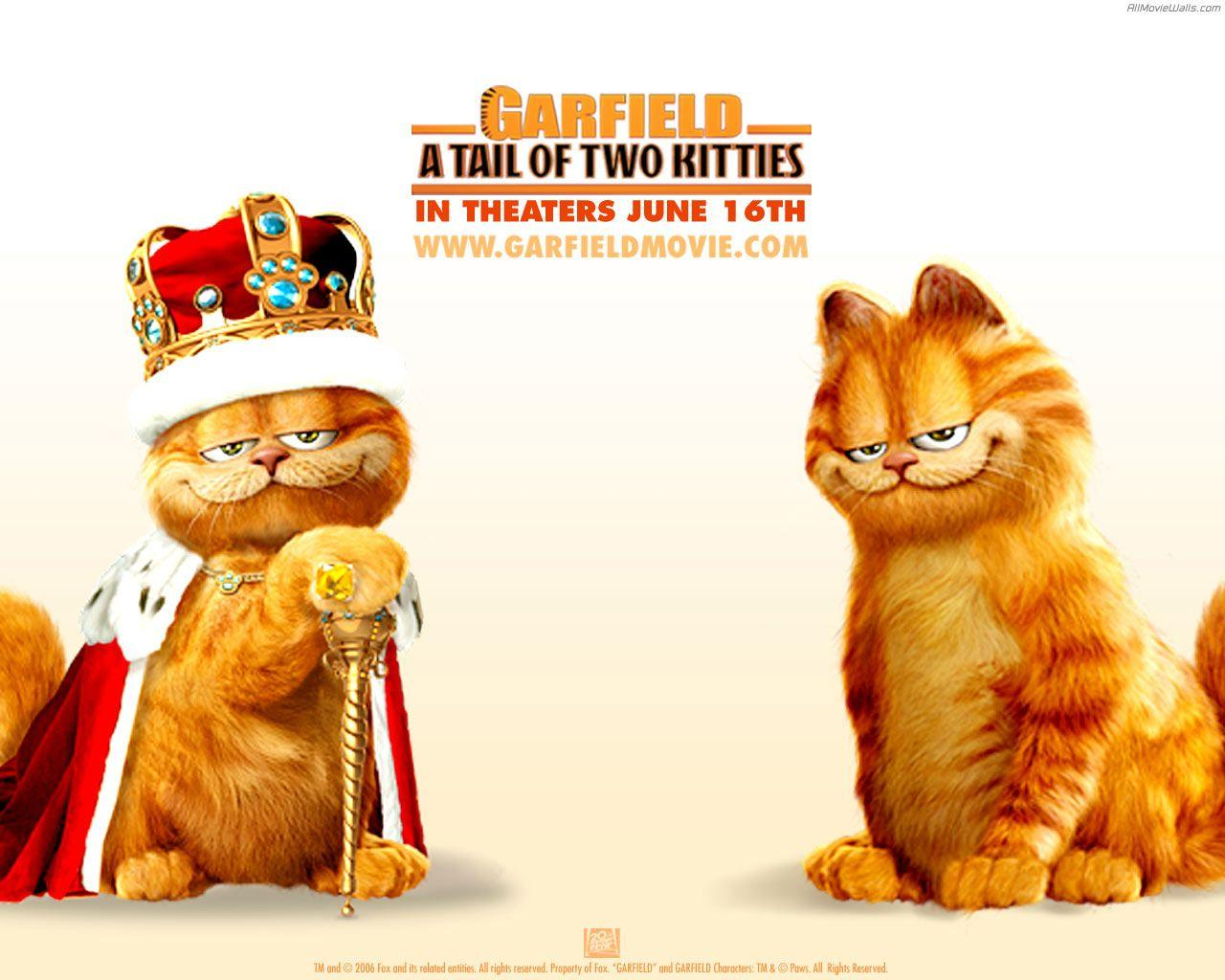 Garfield Movie Wallpapers Wallpaper Cave