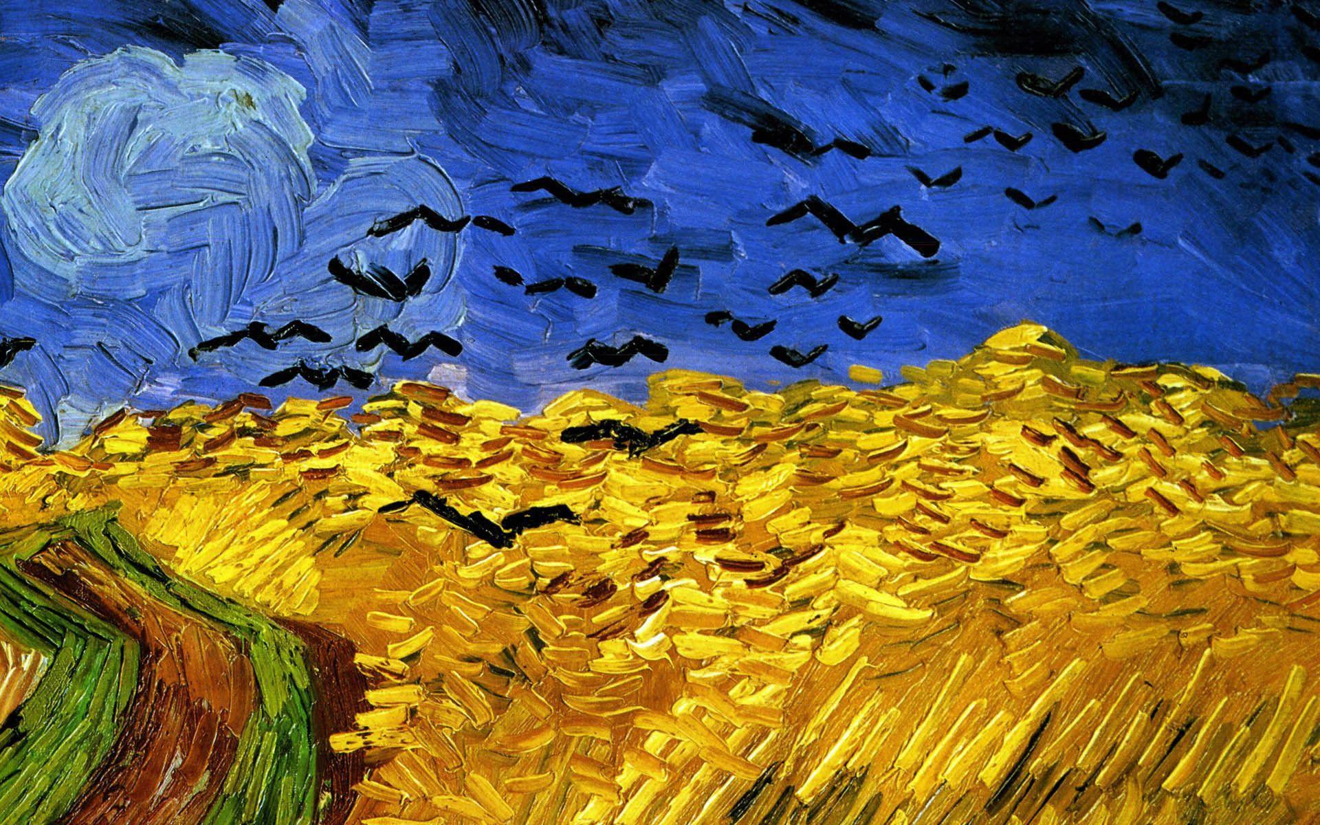 Tardis Van Gogh Wallpapers Wallpaper Cave