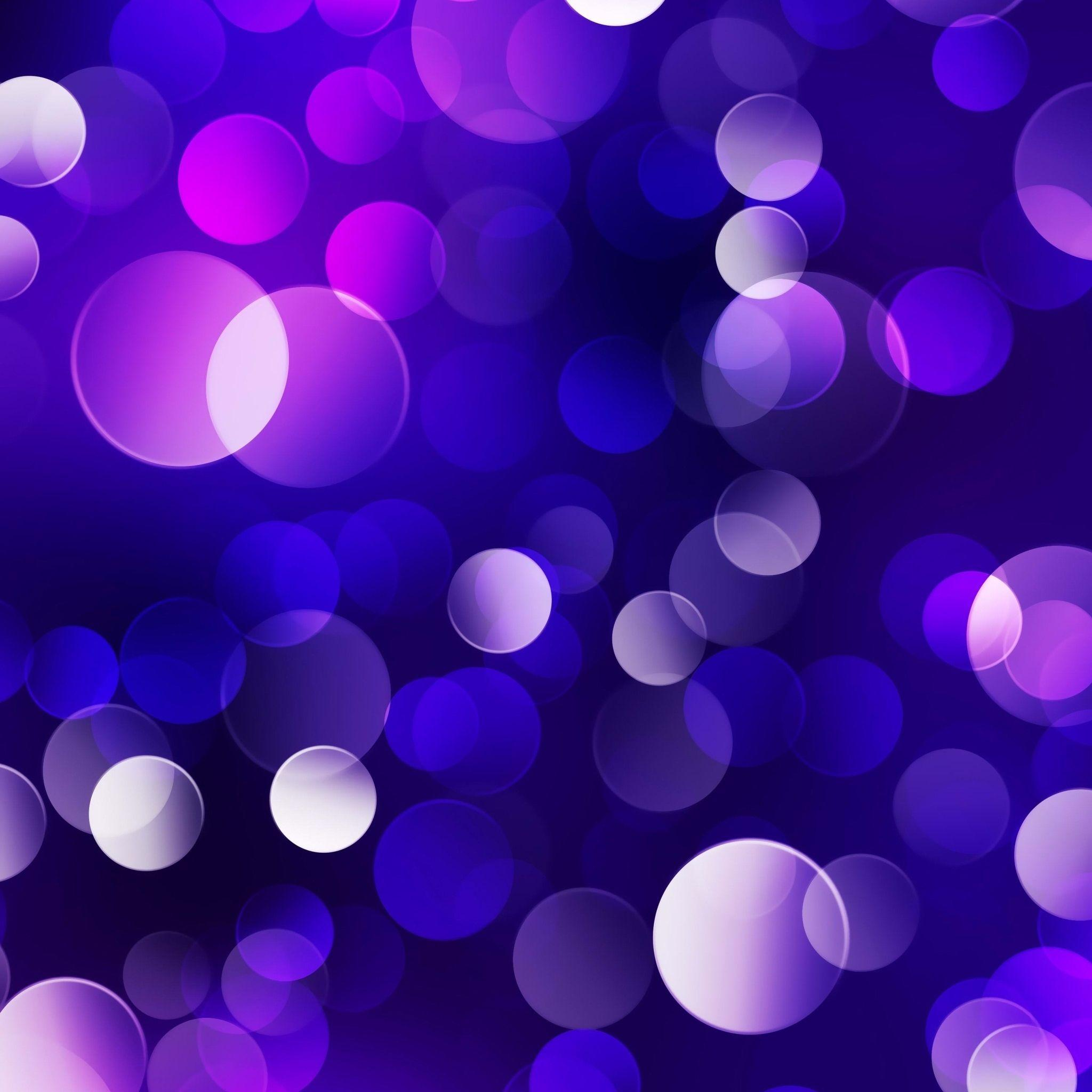 Purple Abstract Backgrounds HD wallpapers download in 2048x2048