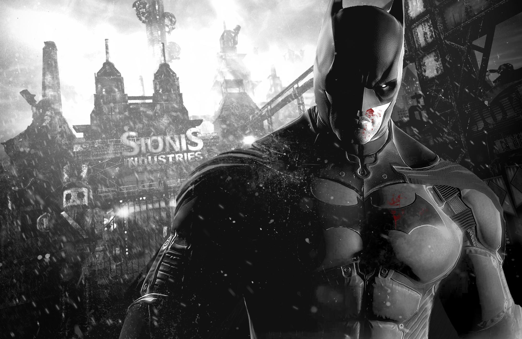 98 Batman Arkham Origins HD Wallpapers