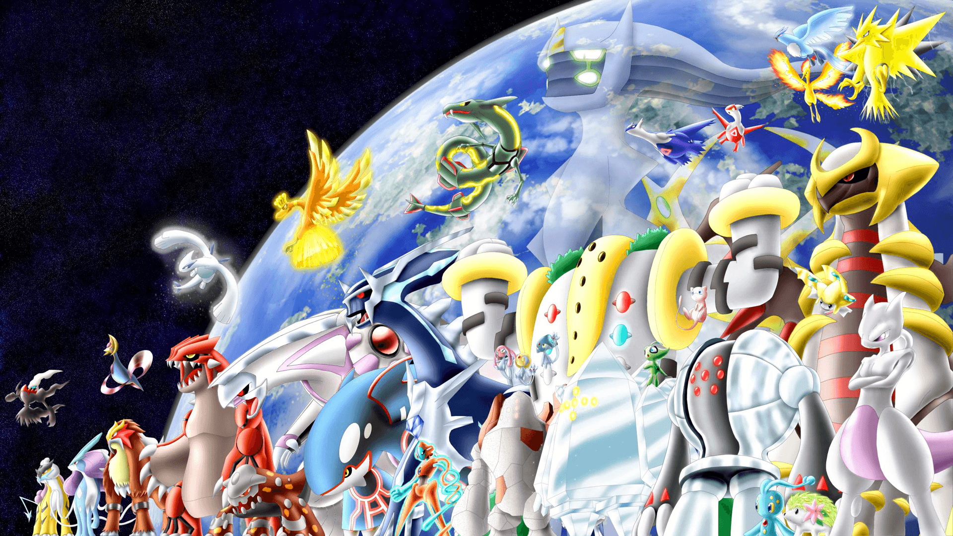 Arceus Backgrounds Free Download