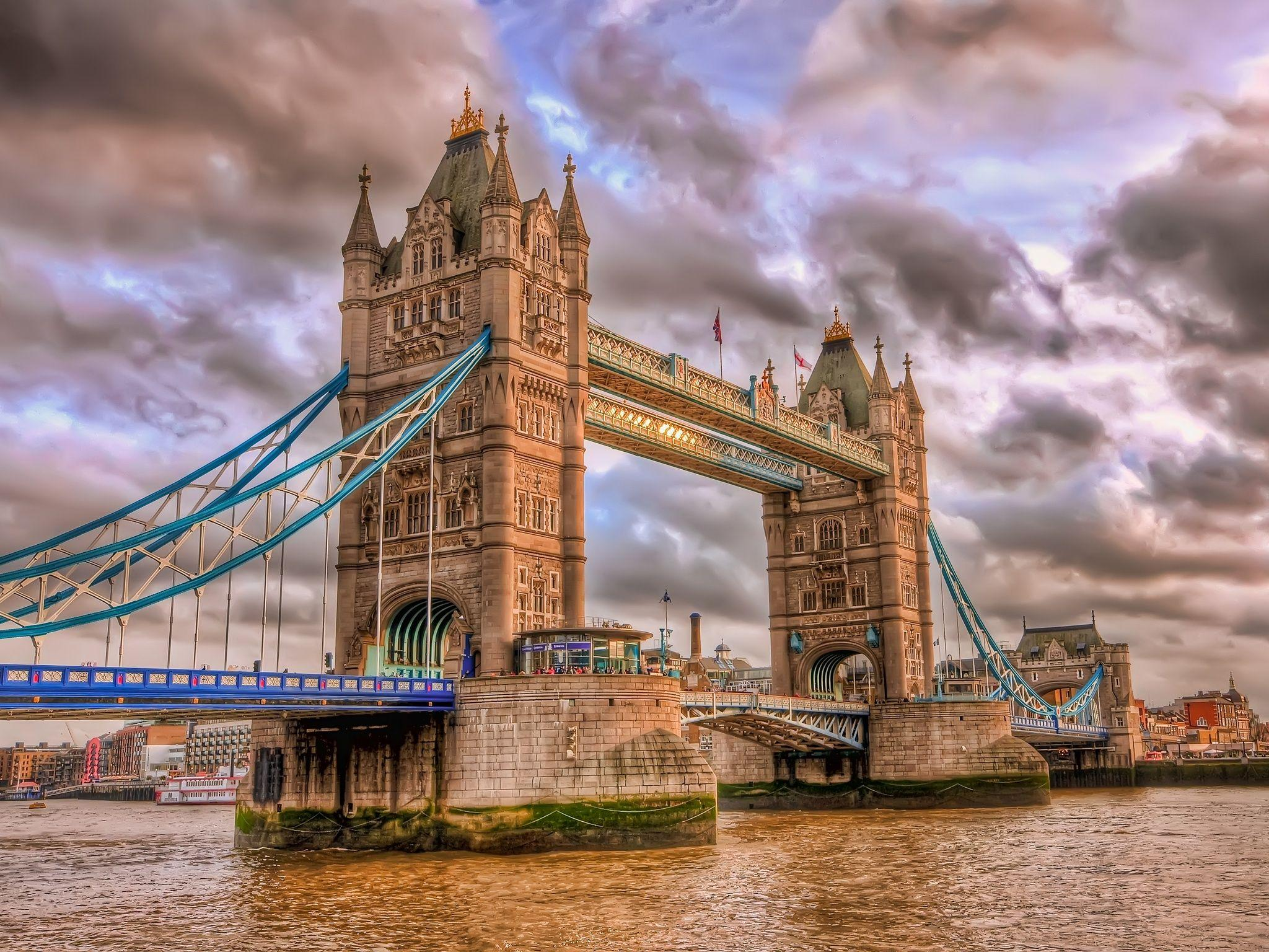 Tower Bridge Wallpaper 21 - 2048 X 1536 | stmed.net