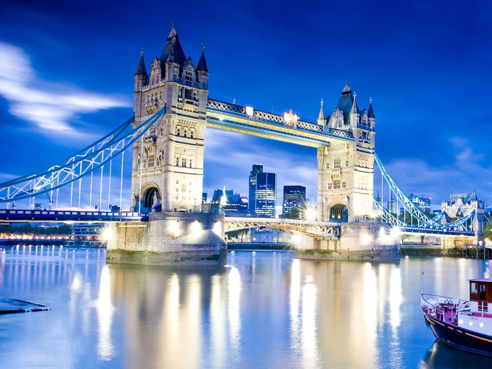 London Bridge Background Computer Desktop Wallpapers - Wallpapers Browse