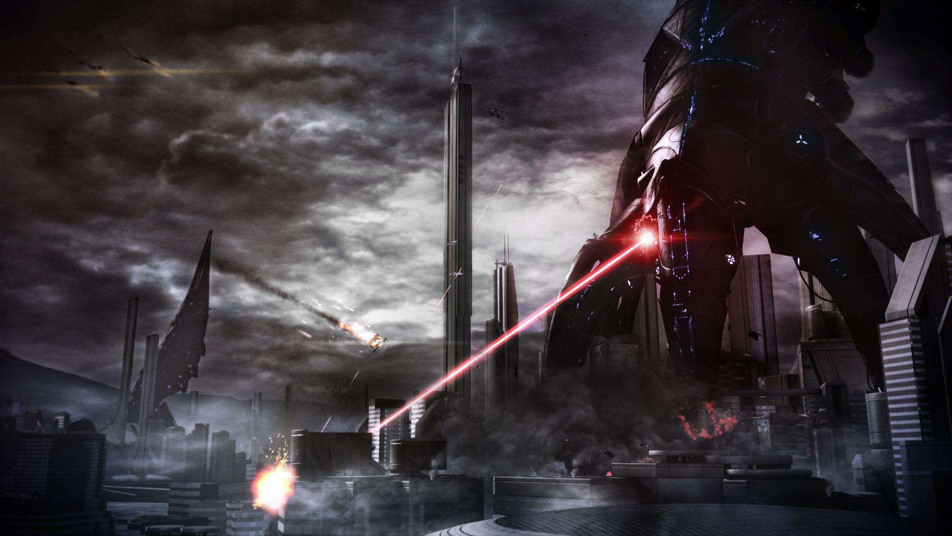 Mass Effect 3 Reaper Wallpapers Wallpaper Cave