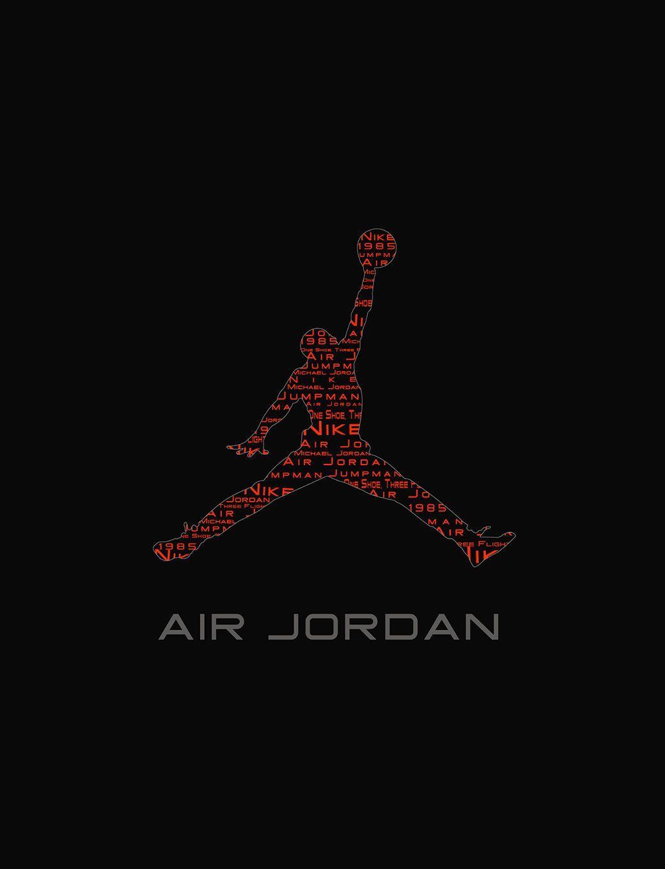 cool jordan logo wallpapers wallpaper cave