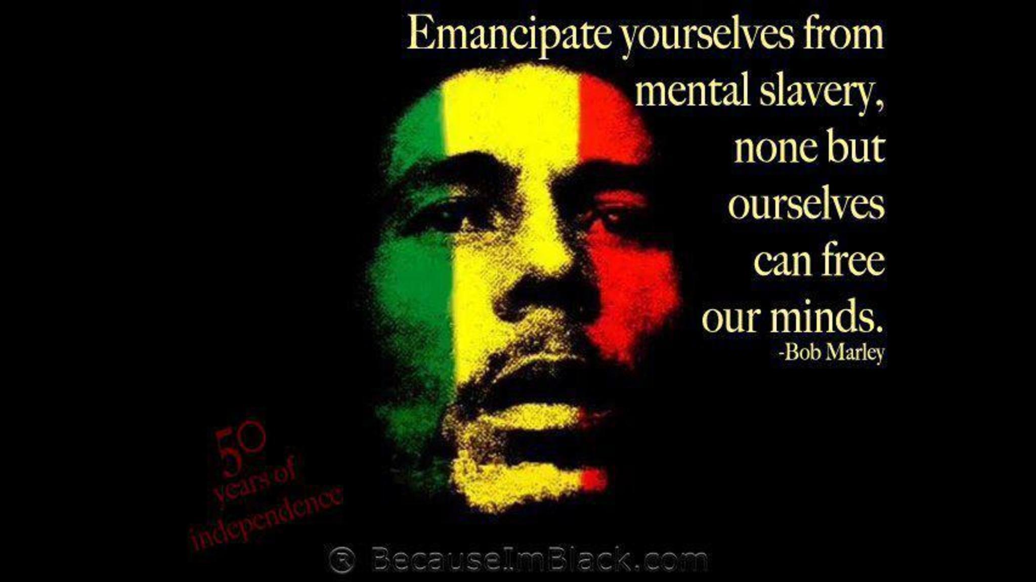 Bob Marley Quotes Wallpapers Hd Wallpaper Cave