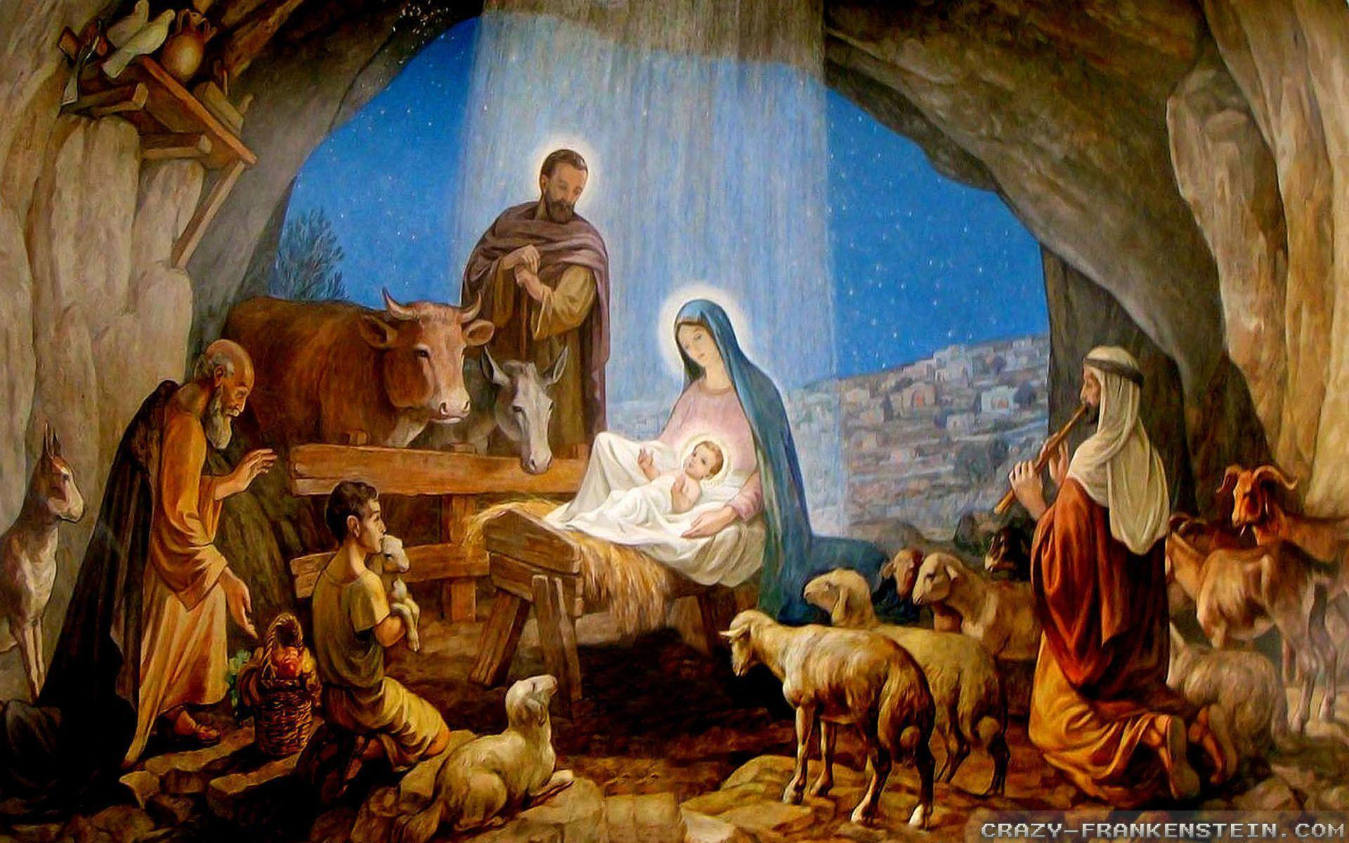 Baby Jesus Christ Wallpapers Wallpaper Cave