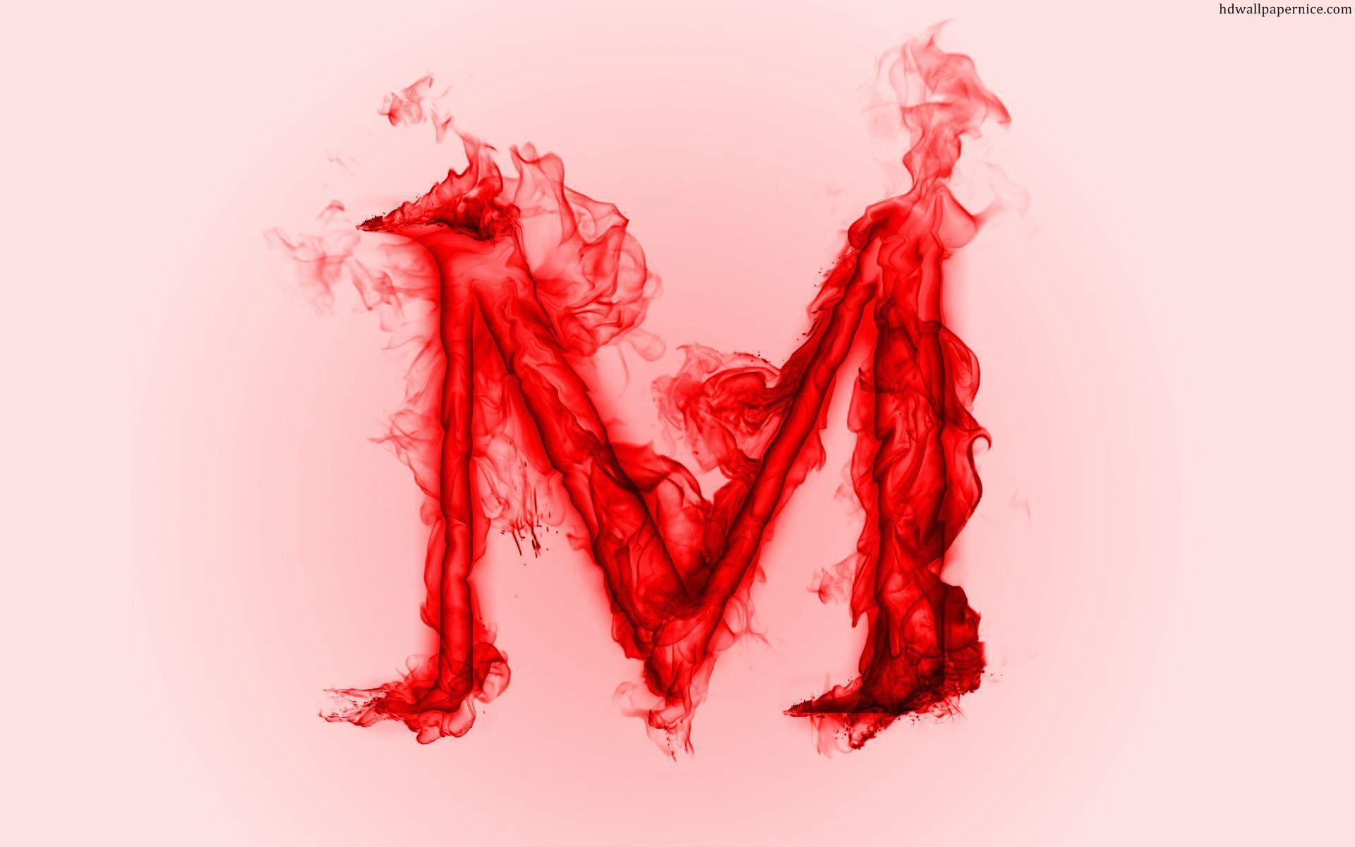 M Letter Wallpapers Desktop Wallpaper Cave