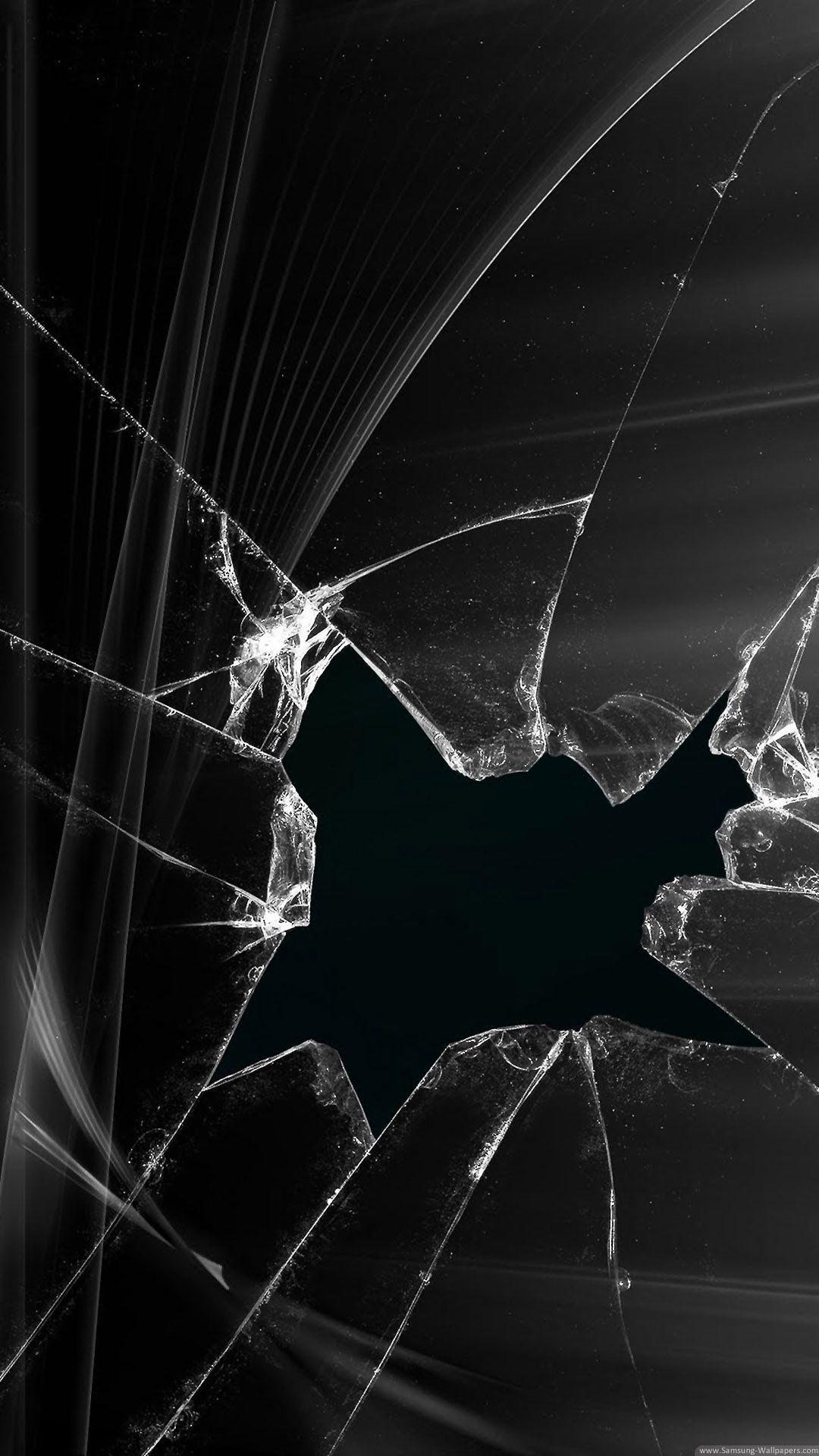Shattered Glasses Backgrounds Black 1080p Wallpaper Cave