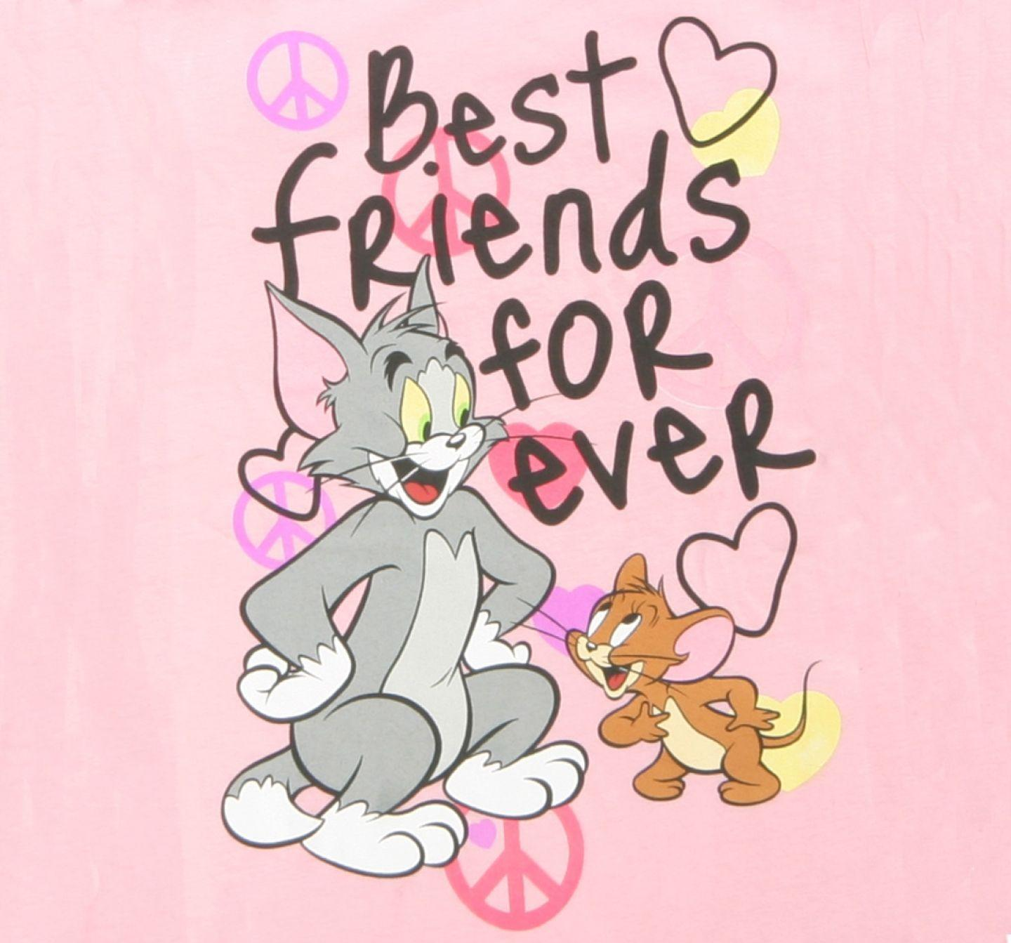 Tom And Jerry Friends Forever Wallpapers Wallpaper Cave