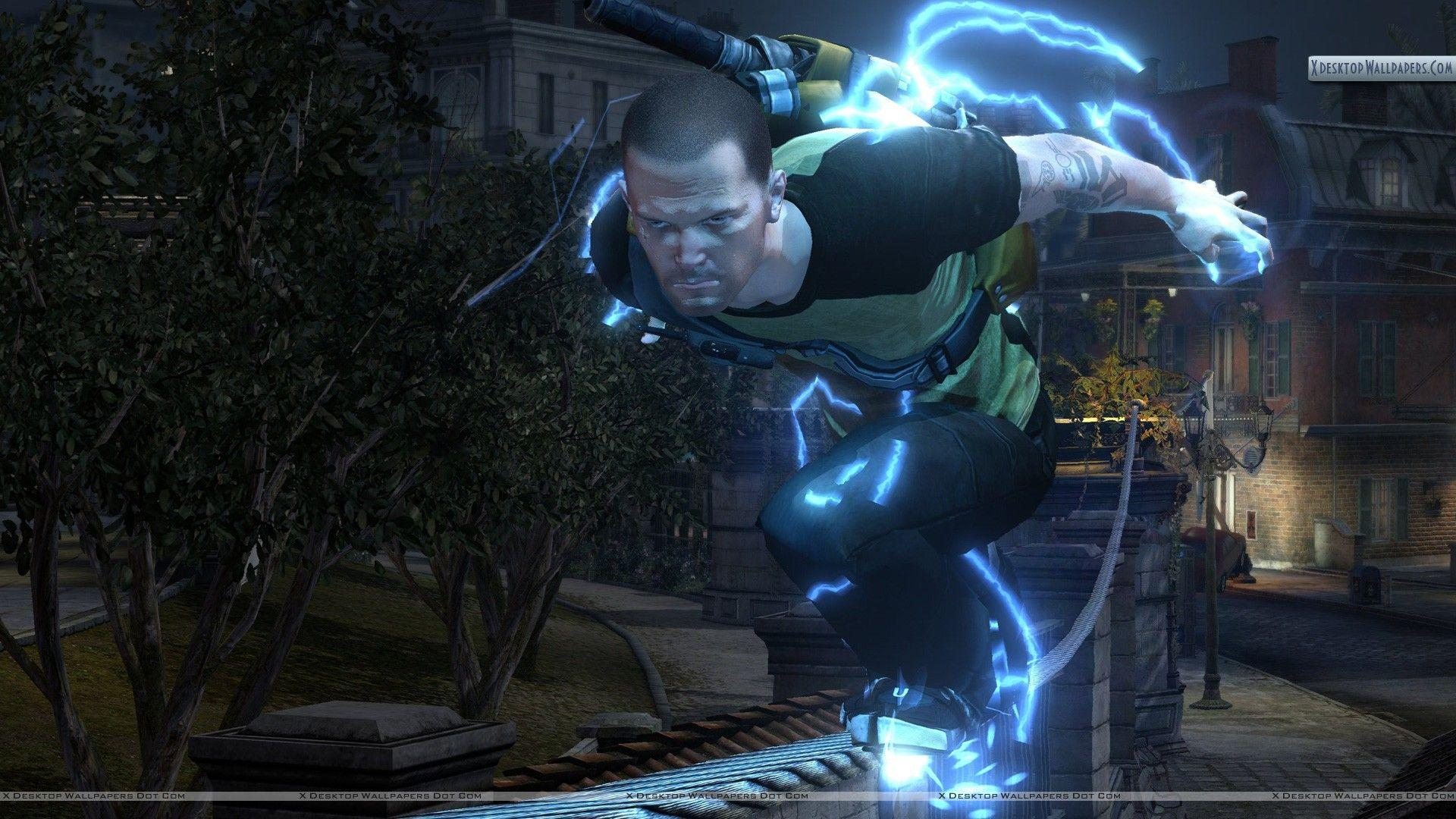 inFAMOUS 2 Wallpapers, Photos & Image in HD