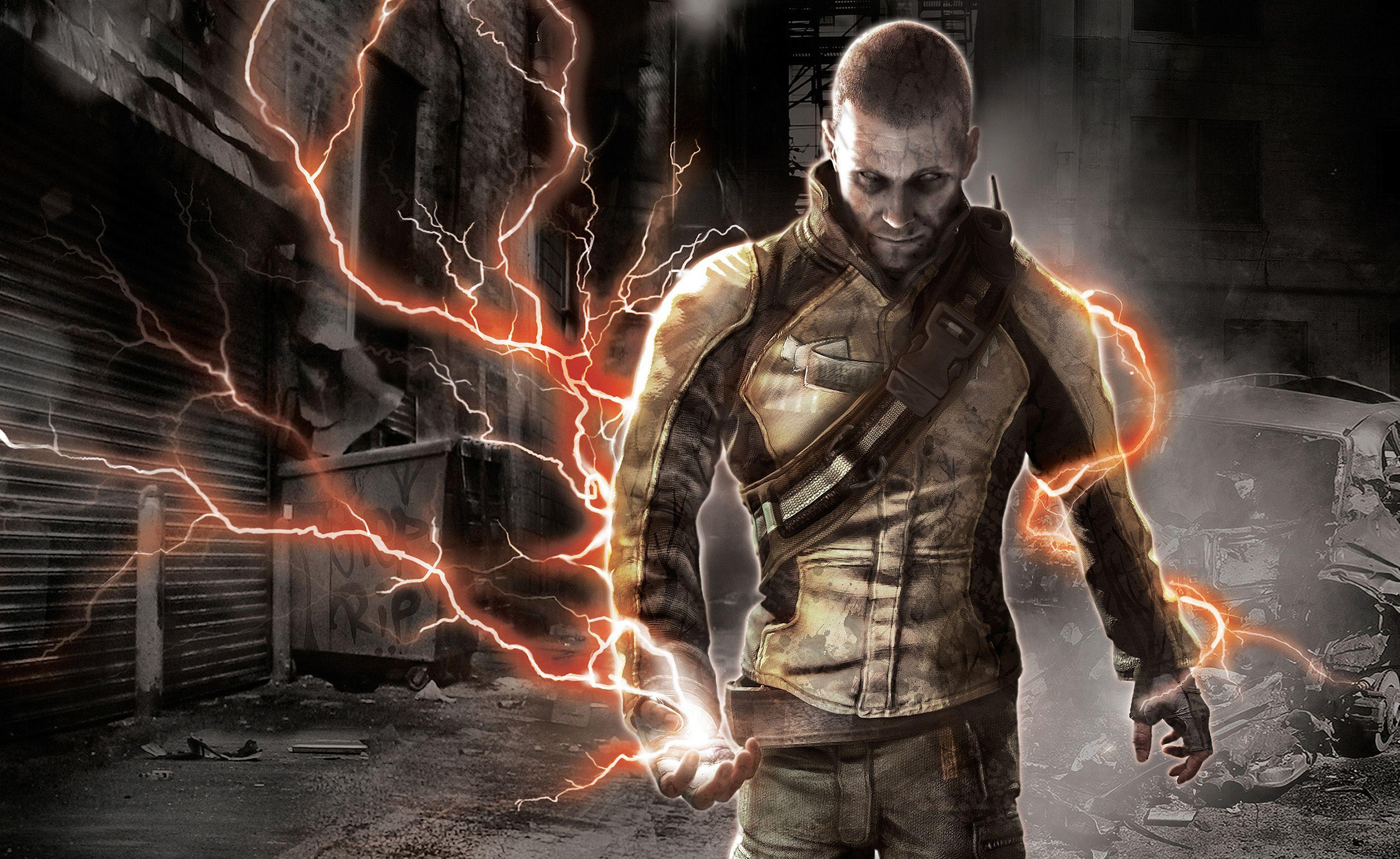 inFAMOUS Full HD Wallpapers and Backgrounds Image