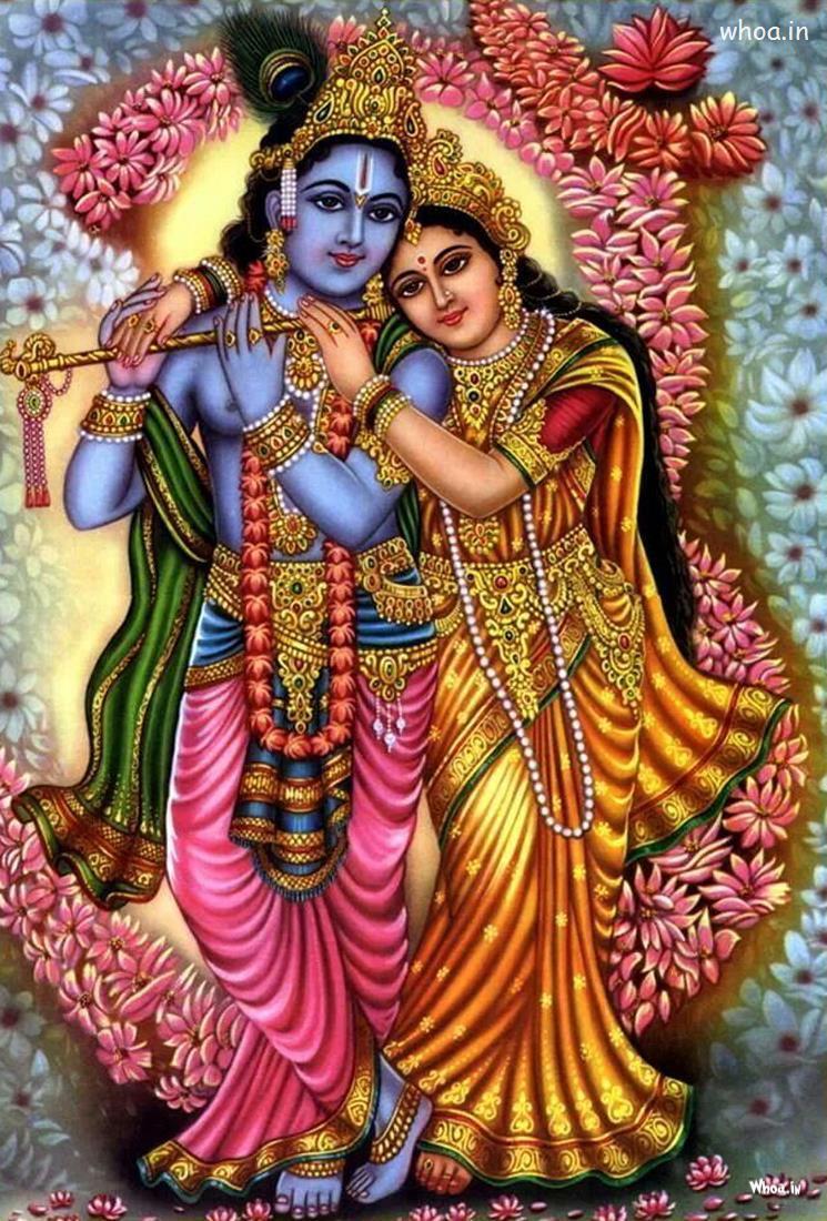 Radha And Krishna Love Wallpapers Wallpaper Cave