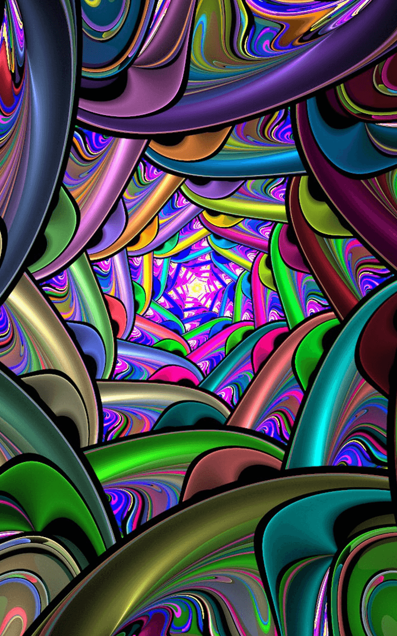 3d Trippy Wallpapers Wallpaper Cave