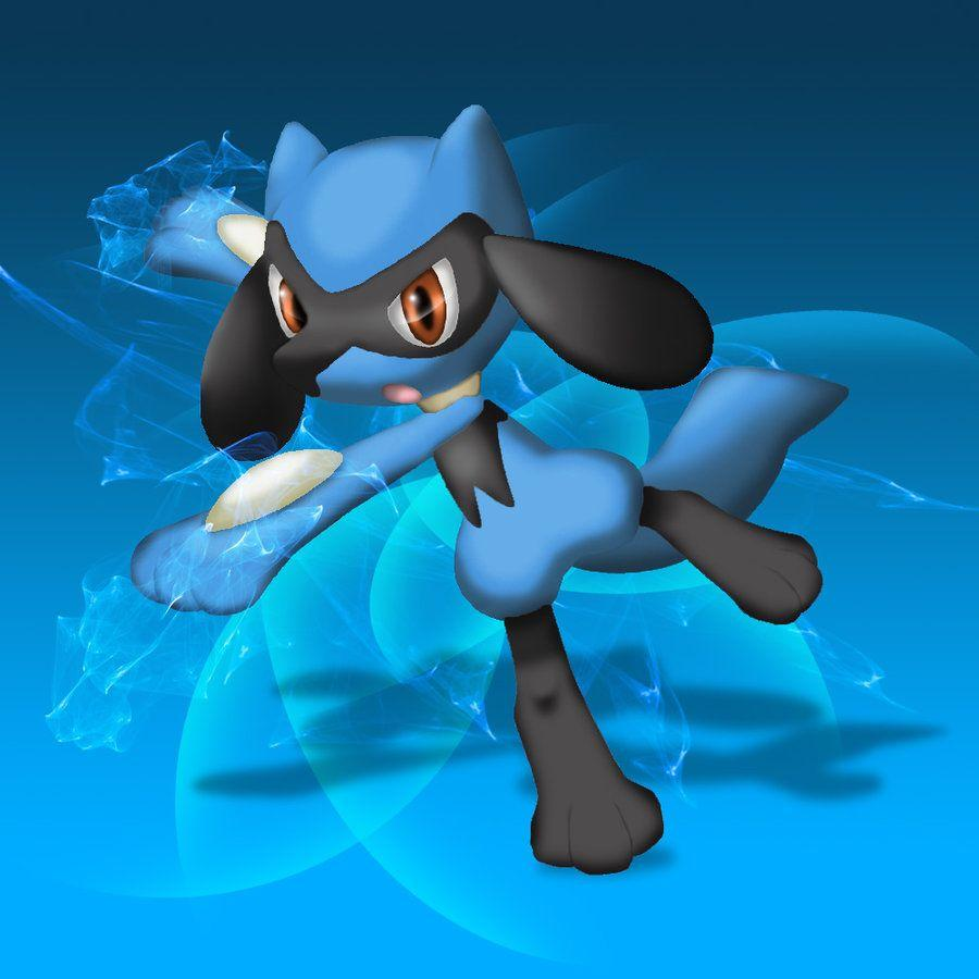 Image - Riolu user of aura by jot202-d41wbwq.jpg | Pokemon ...