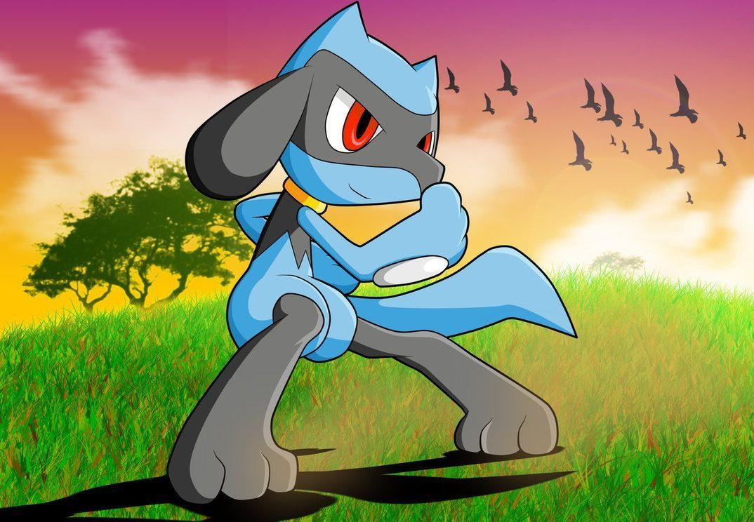 The Official Riolu Fan Club images Riolu (Concept) HD wallpaper and ...