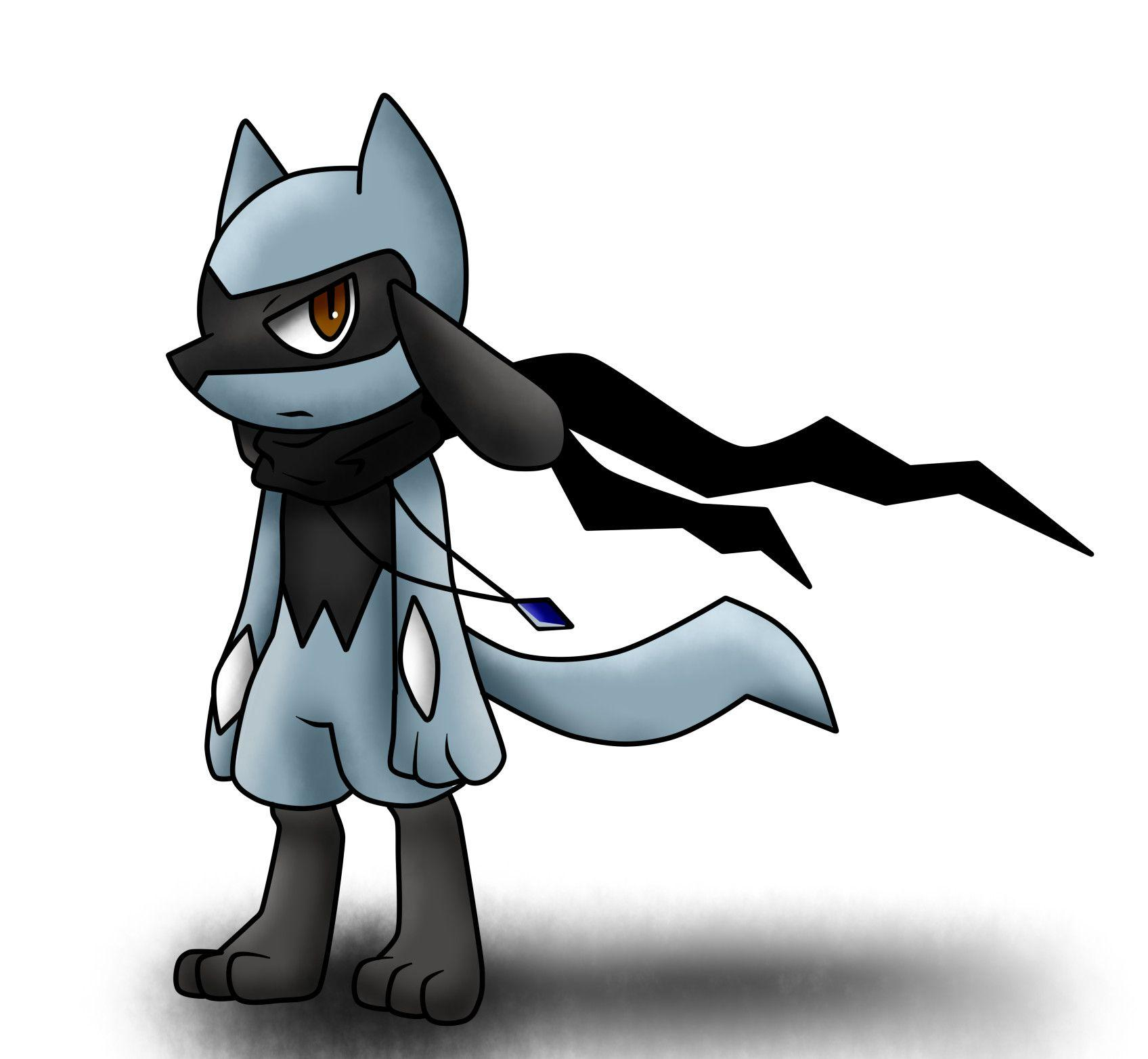Name : Zero Species : Riolu Gender : male Level : 2 Sexuality ...