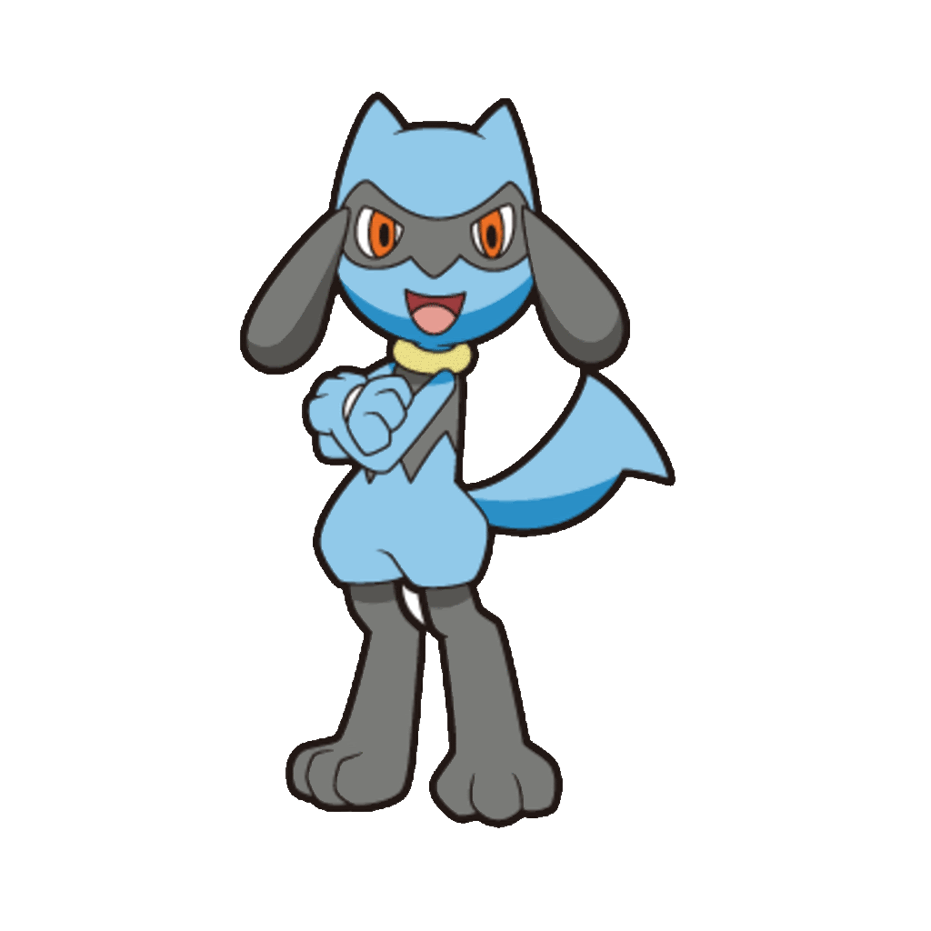 The Official Riolu Fan Club images Riolu by Stanciu Maria HD ...