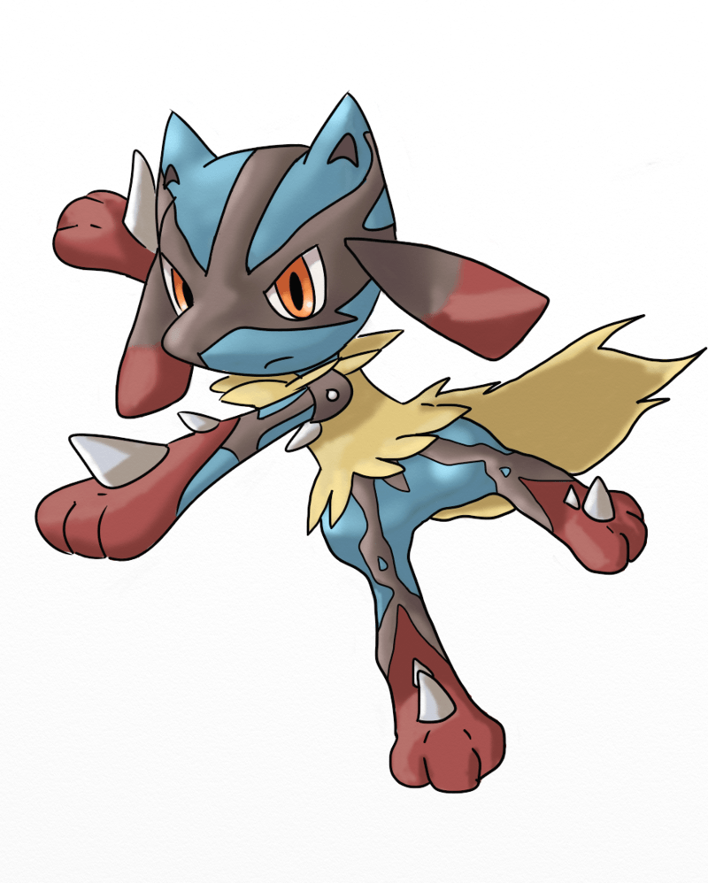 The Official Riolu Fan Club images Mega Riolu HD wallpaper and ...