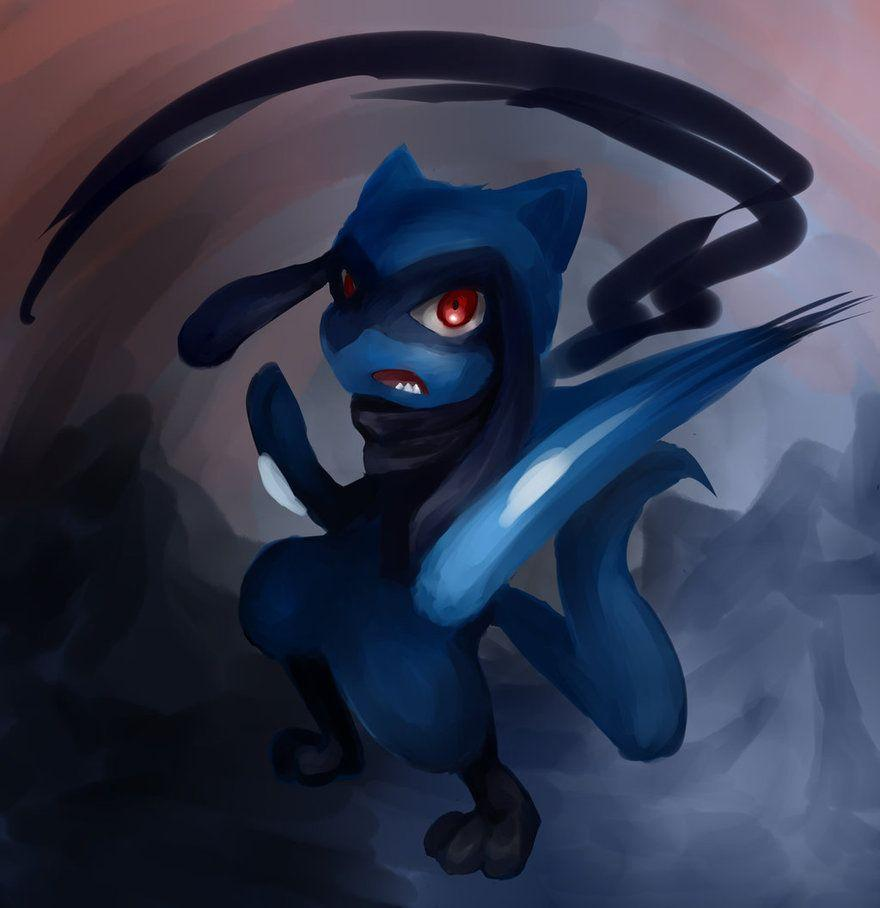 The Official Riolu Fan Club images Fierce Riolu HD wallpaper and ...