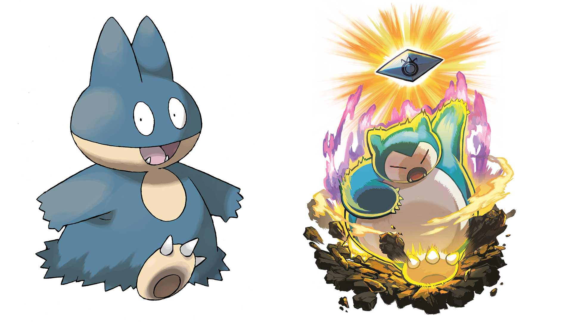 Buy Pokemon Sun & Moon Early And Get Munchlax Evolving Snorlax - VGU