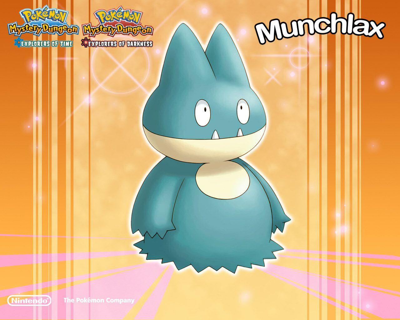 Munchlax Pokemon Wallpaper - Pokemon Wallpaper - Cartoon Watcher ...