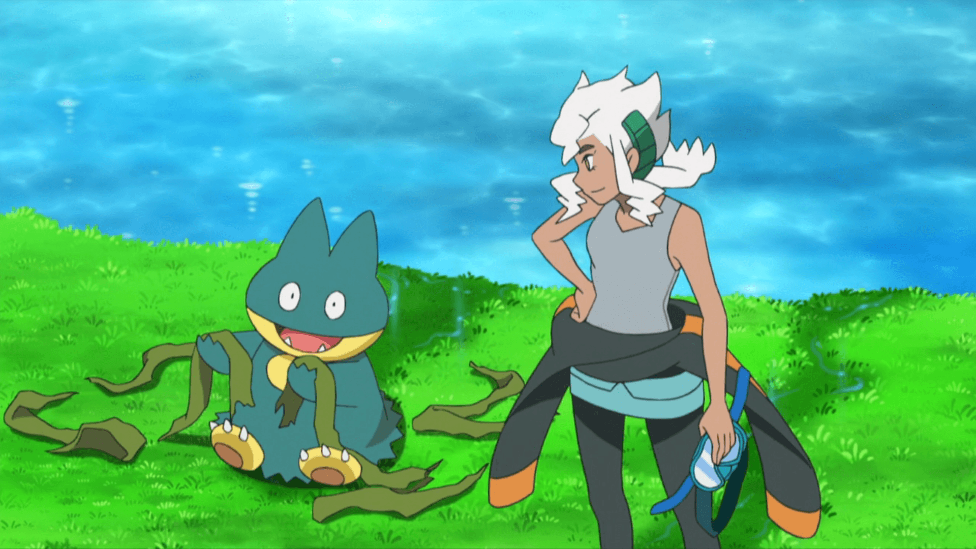 Professor Burnet's Munchlax | Pokémon Wiki | FANDOM powered by Wikia