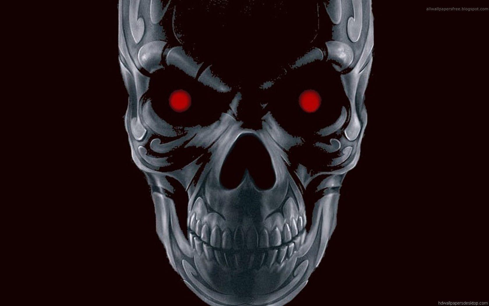 Wallpaper Hd Horror 3d