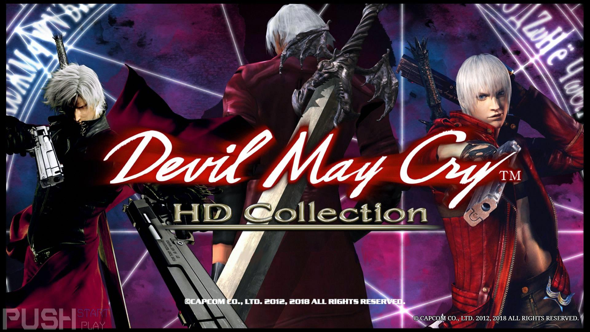 Devil May Cry Hd Collection Wallpapers Wallpaper Cave
