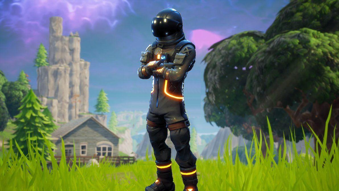 16 Best Free Dark Voyager Fortnite Wallpapers - WallpaperAccess