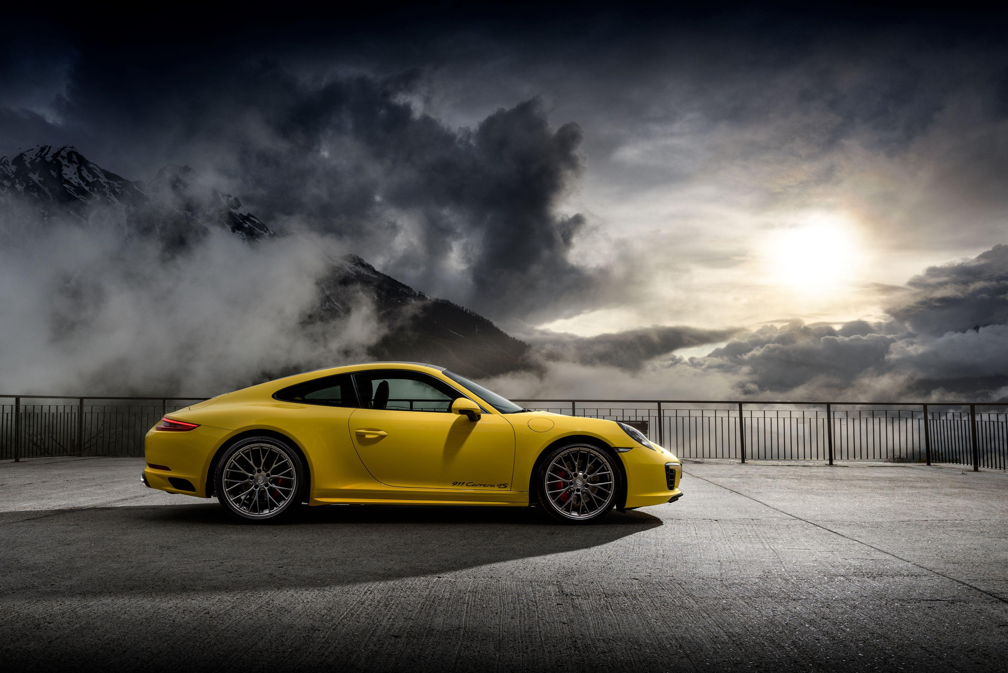 Porsche Carrera Wallpapers Wallpaper Cave