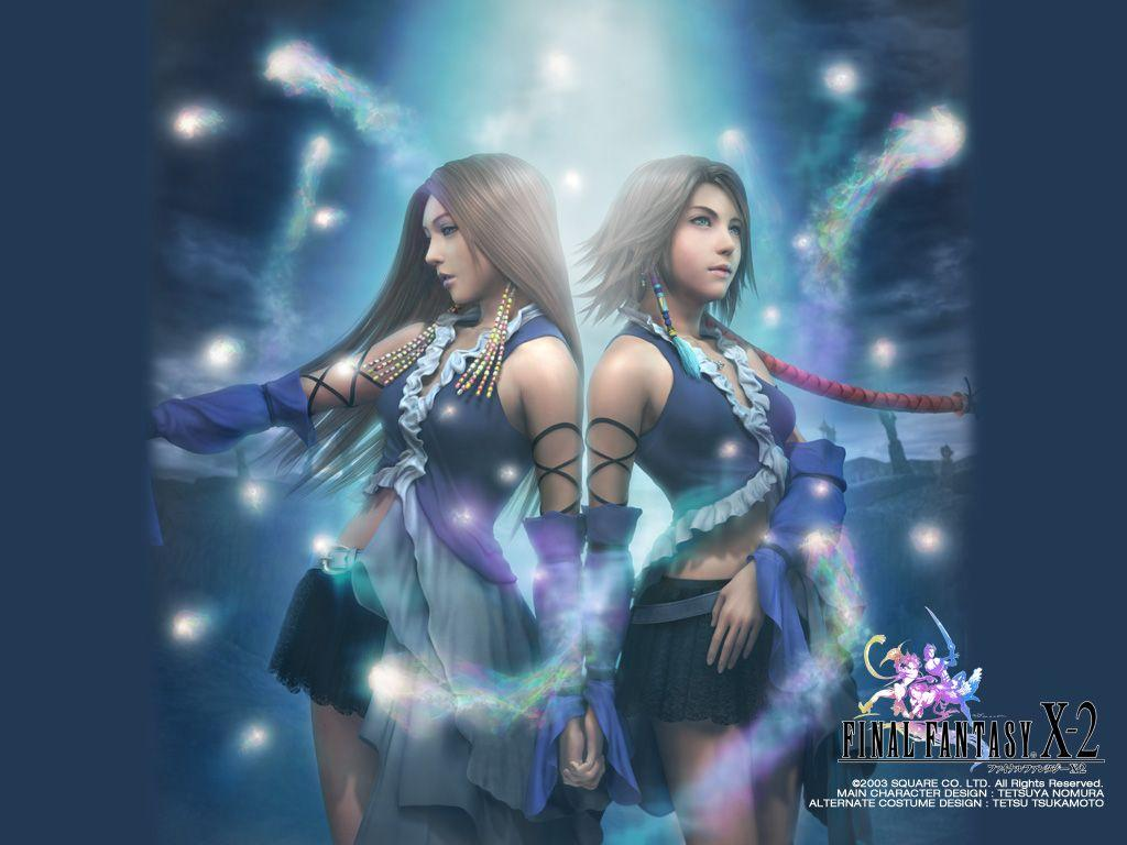 Final Fantasy X 2 Wallpapers Hd Wallpaper Cave