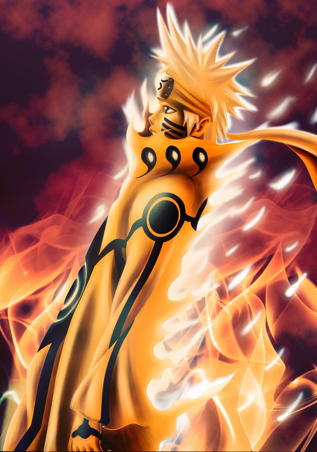 Wallpapers Naruto Shippuden Bijuu Mode Vs Sasuke ...  Naruto Bijuu Mode Wallpapers Hd