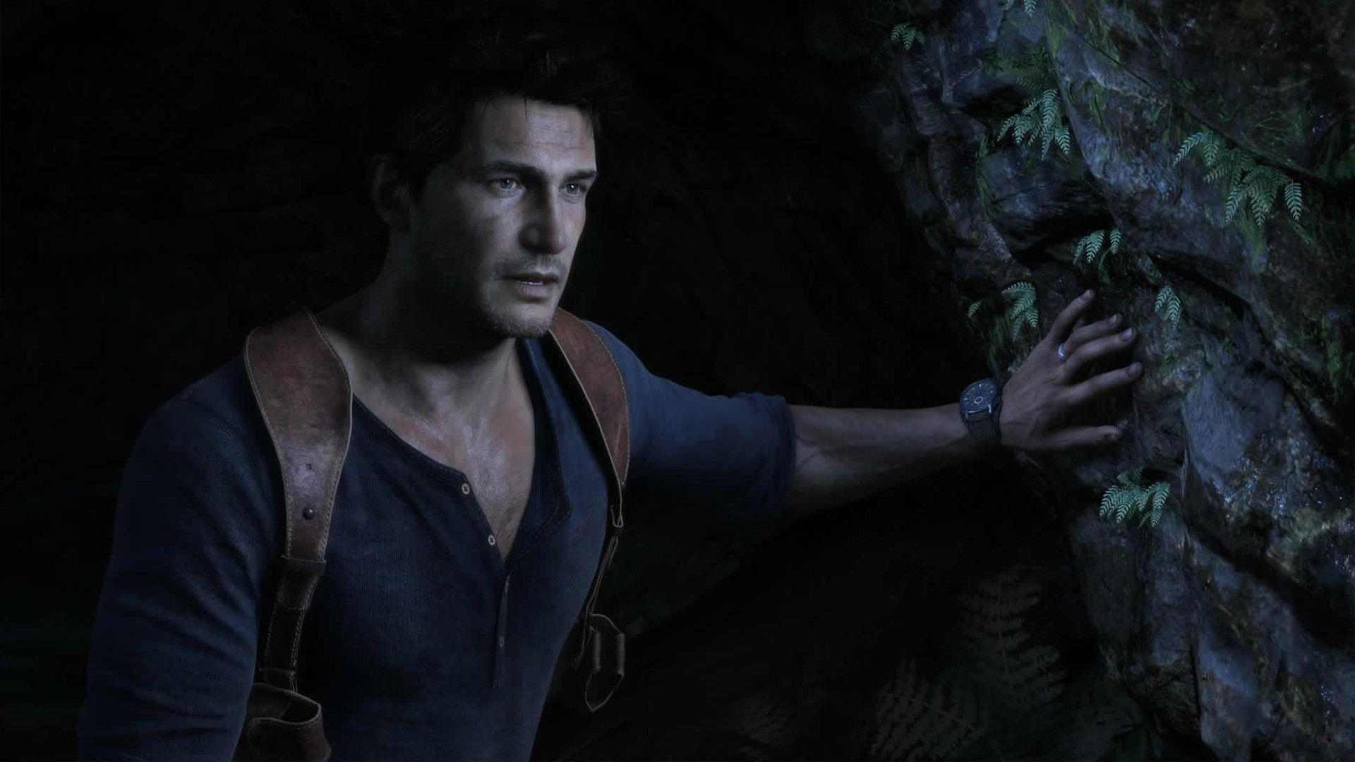 Nathan Drake Wallpapers 1080p Wallpaper Cave