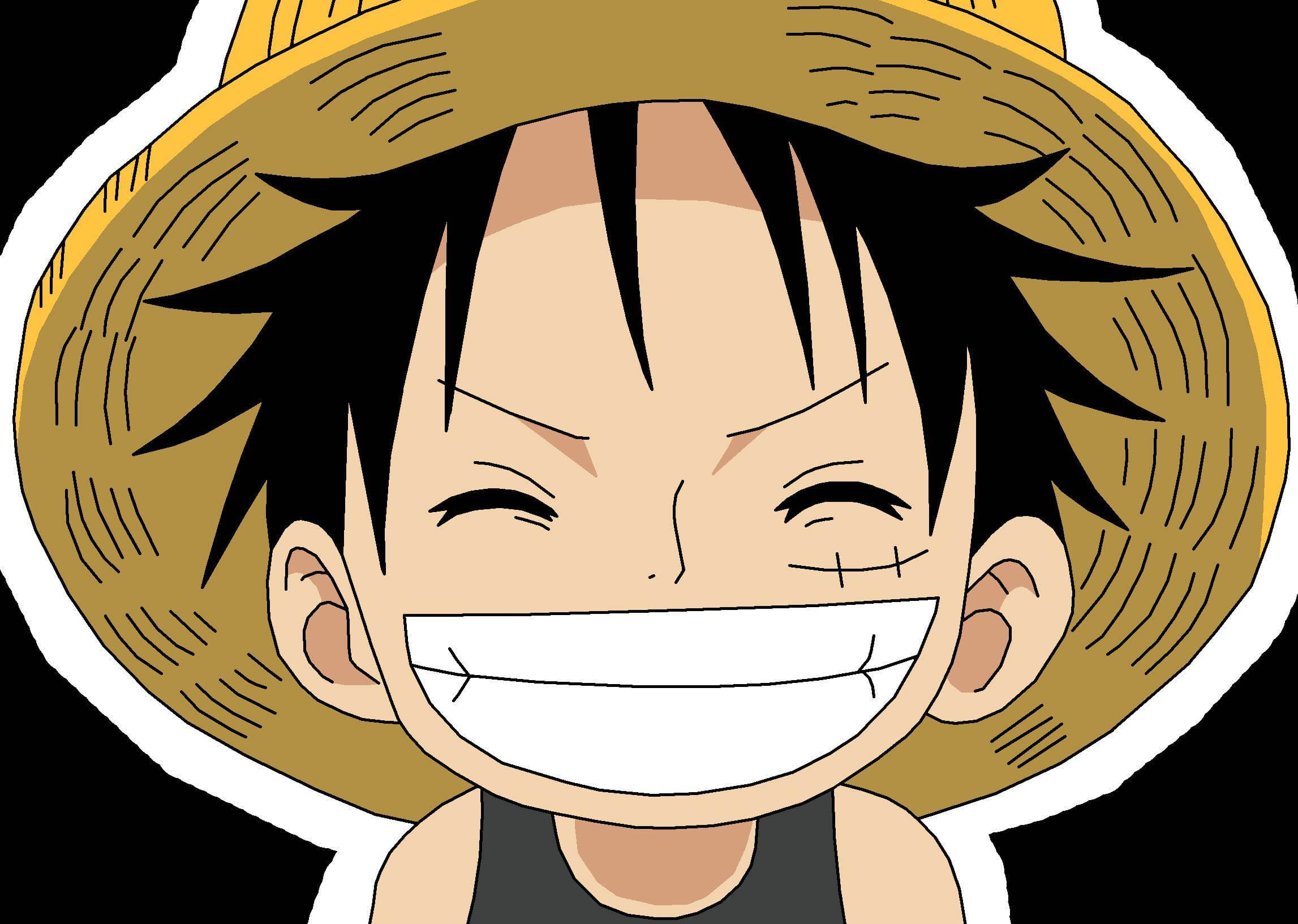 Luffy Smile Wallpapers Wallpaper Cave