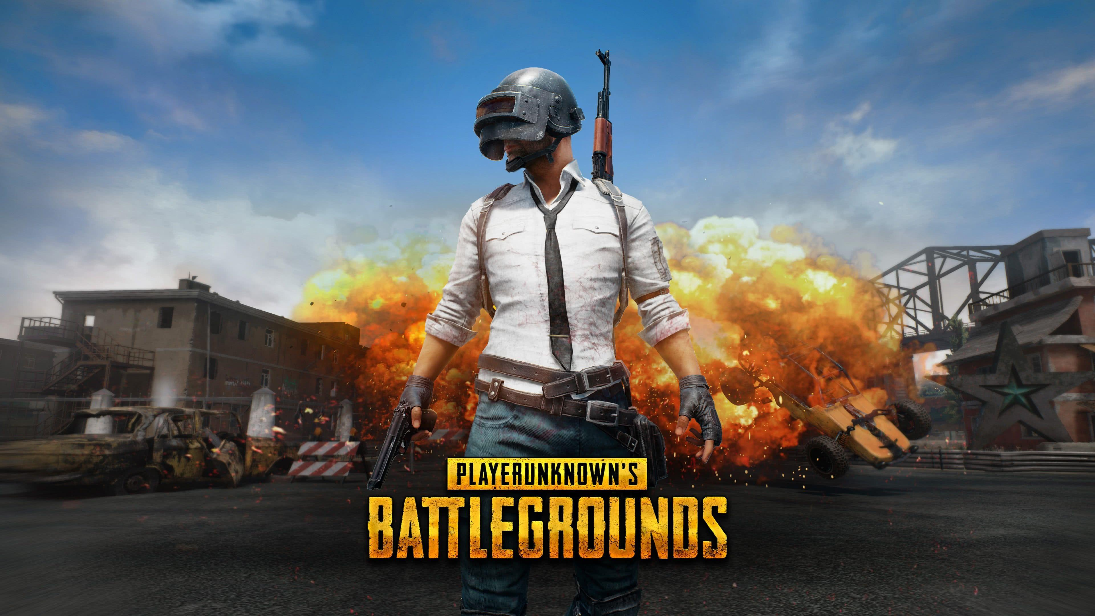 Pubg Wallpapers: PUBG 4K Wallpapers
