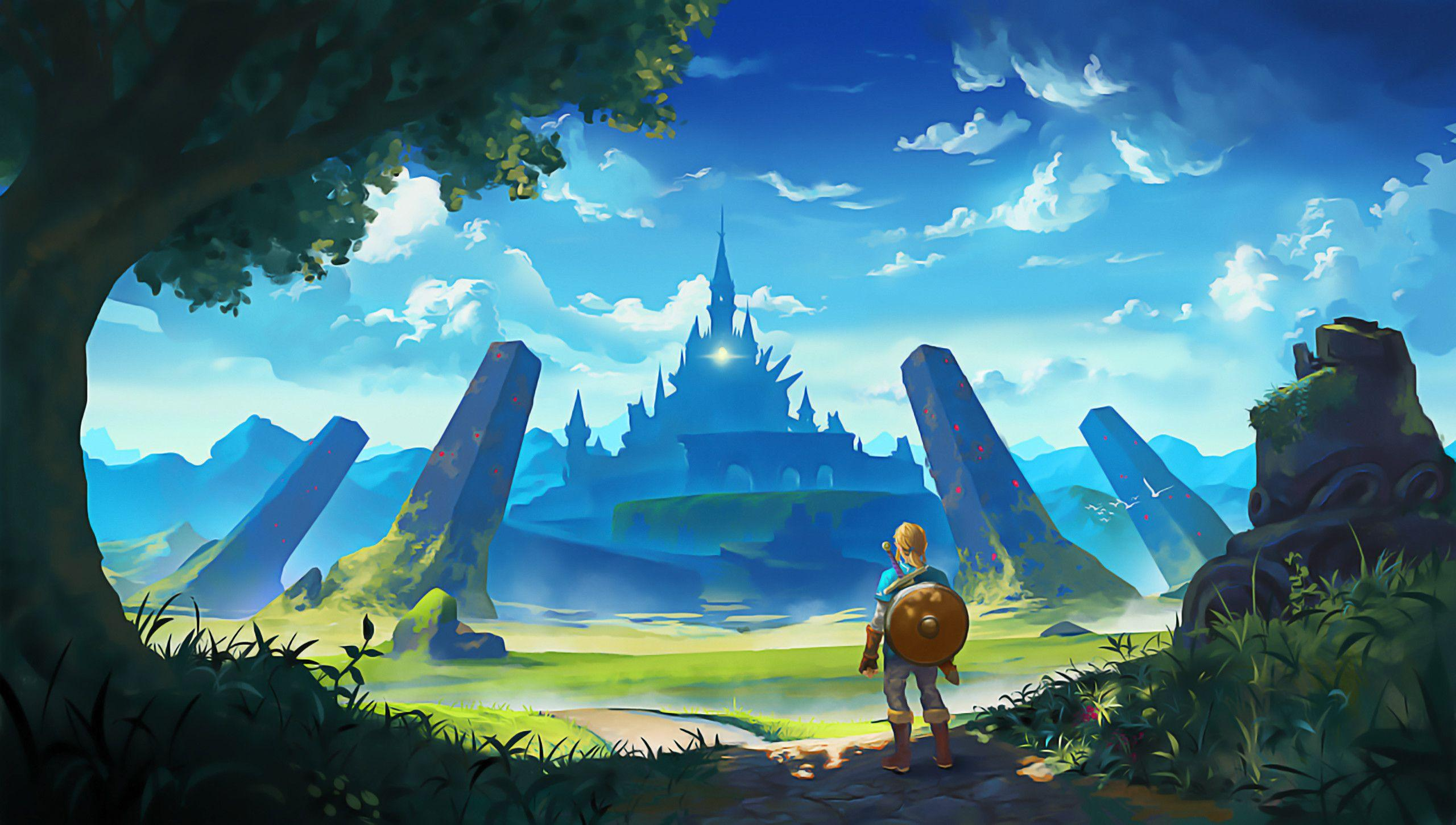 The Legend of Zelda: Breath of the Wild HD Wallpapers 9