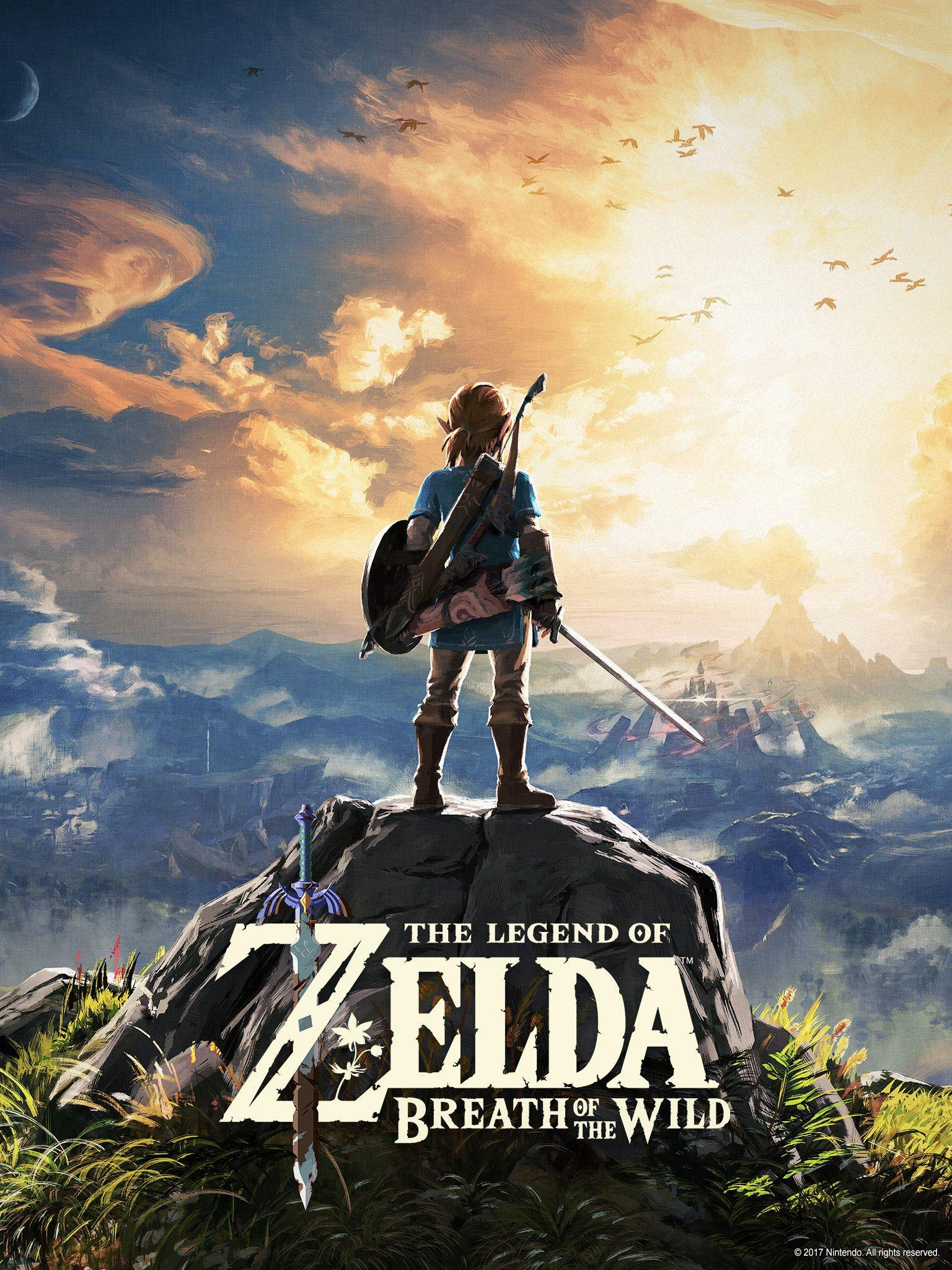 The Legend of Zelda™: Breath of the Wild for the Nintendo Switch