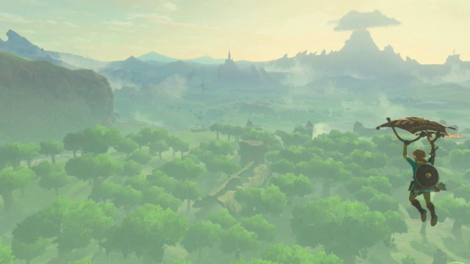 See how each version of Zelda: Breath of the Wild measures up for