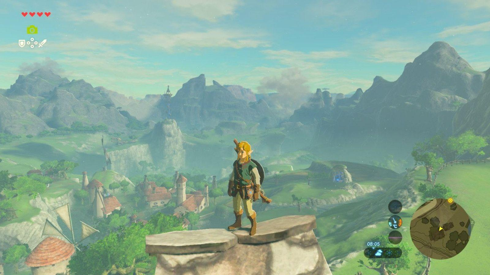Review diary: The Legend of Zelda: Breath of the Wild [Week Two]