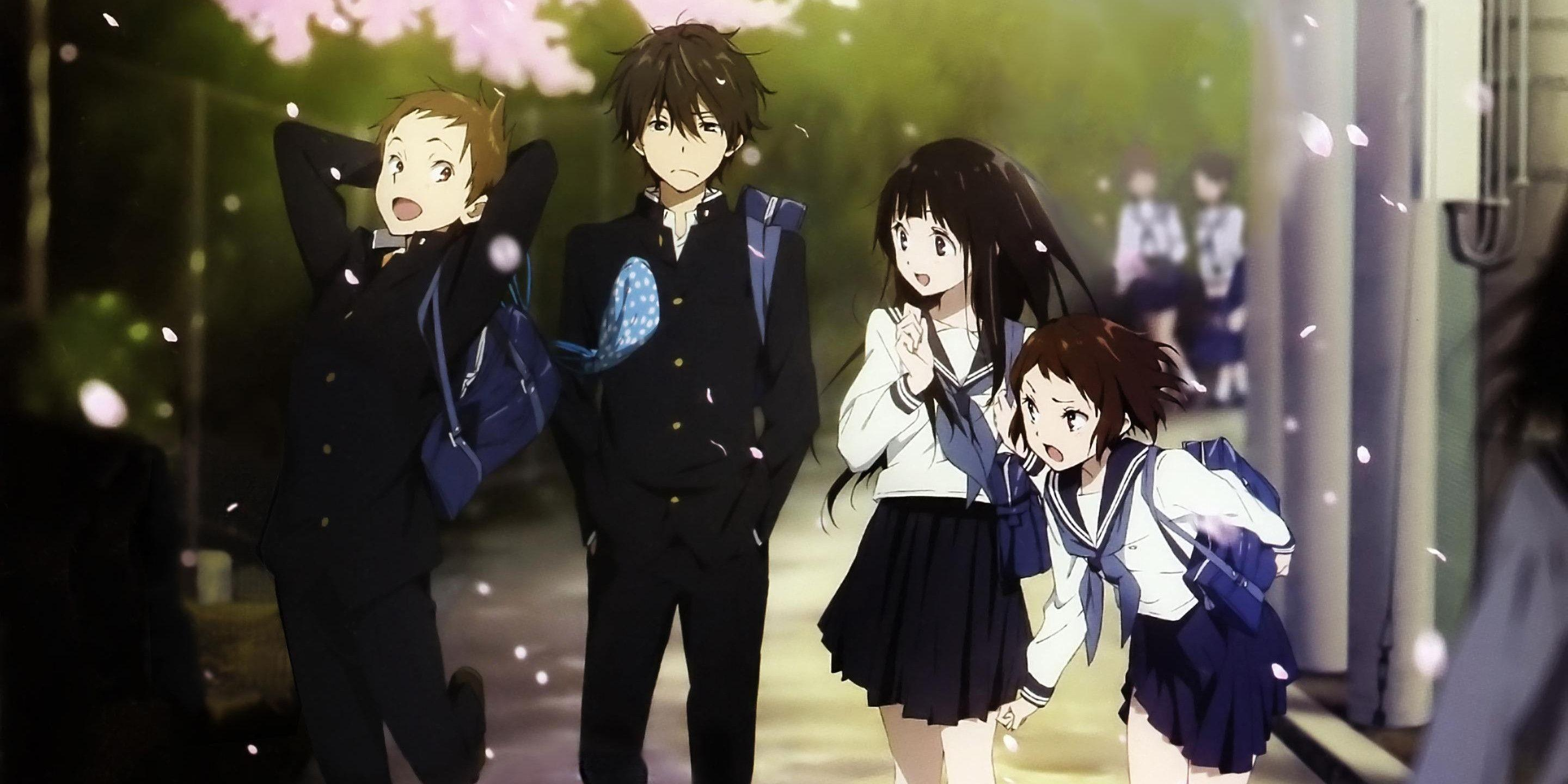 Image result for hyouka wallpaper