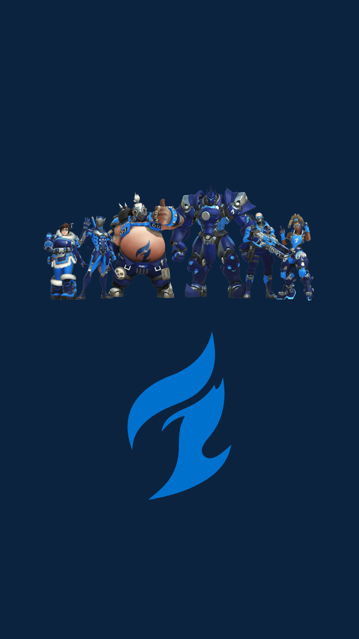 Overwatch League Dallas Fuel Wallpapers